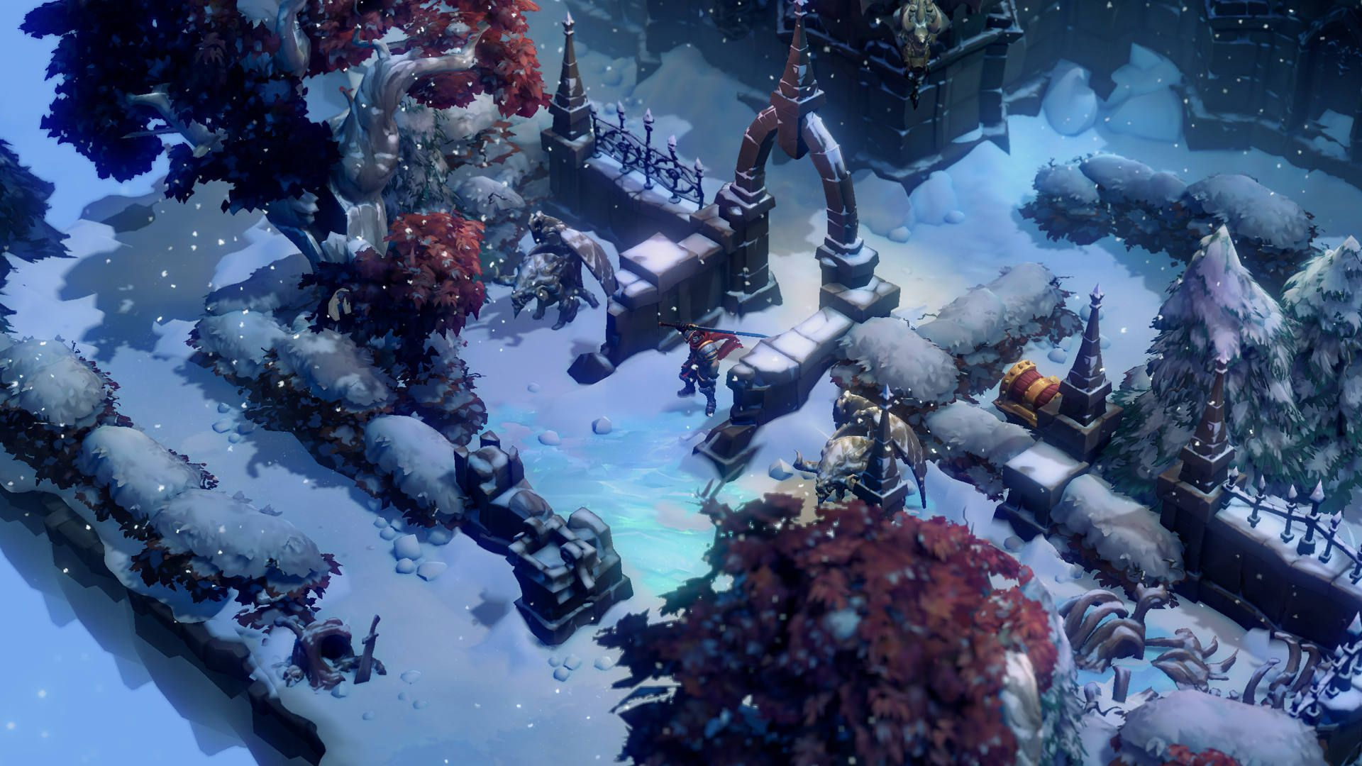 Battle Chasers Nightwar Gallery