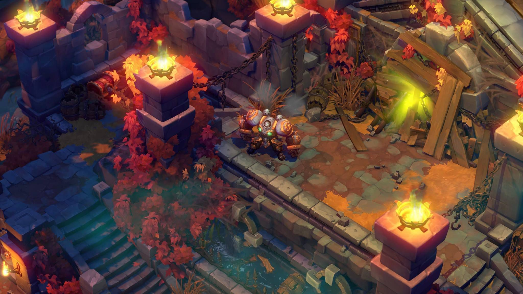 Battle Chasers Nightwar Photos