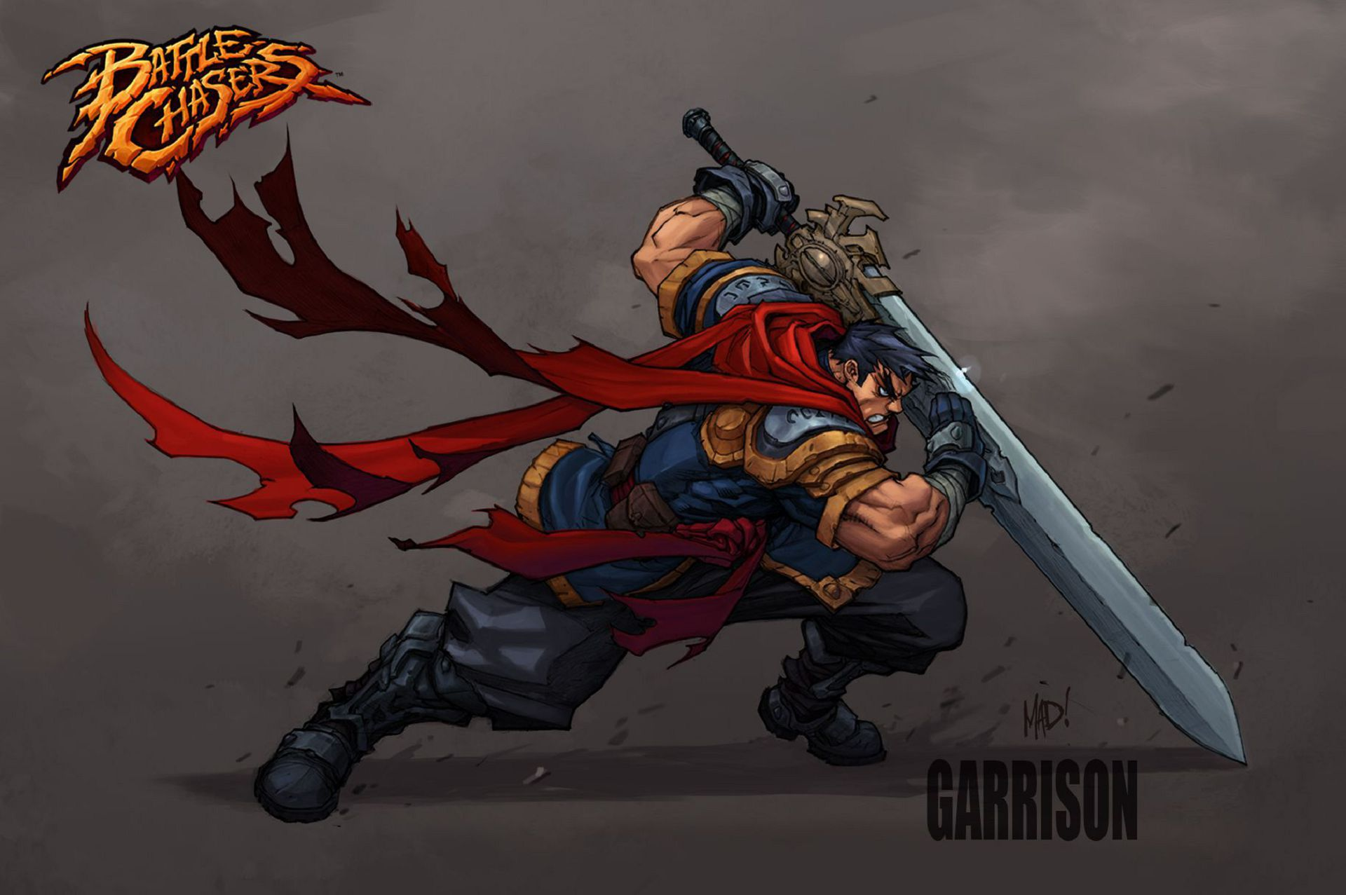 Battle Chasers Nightwar Wallpapers