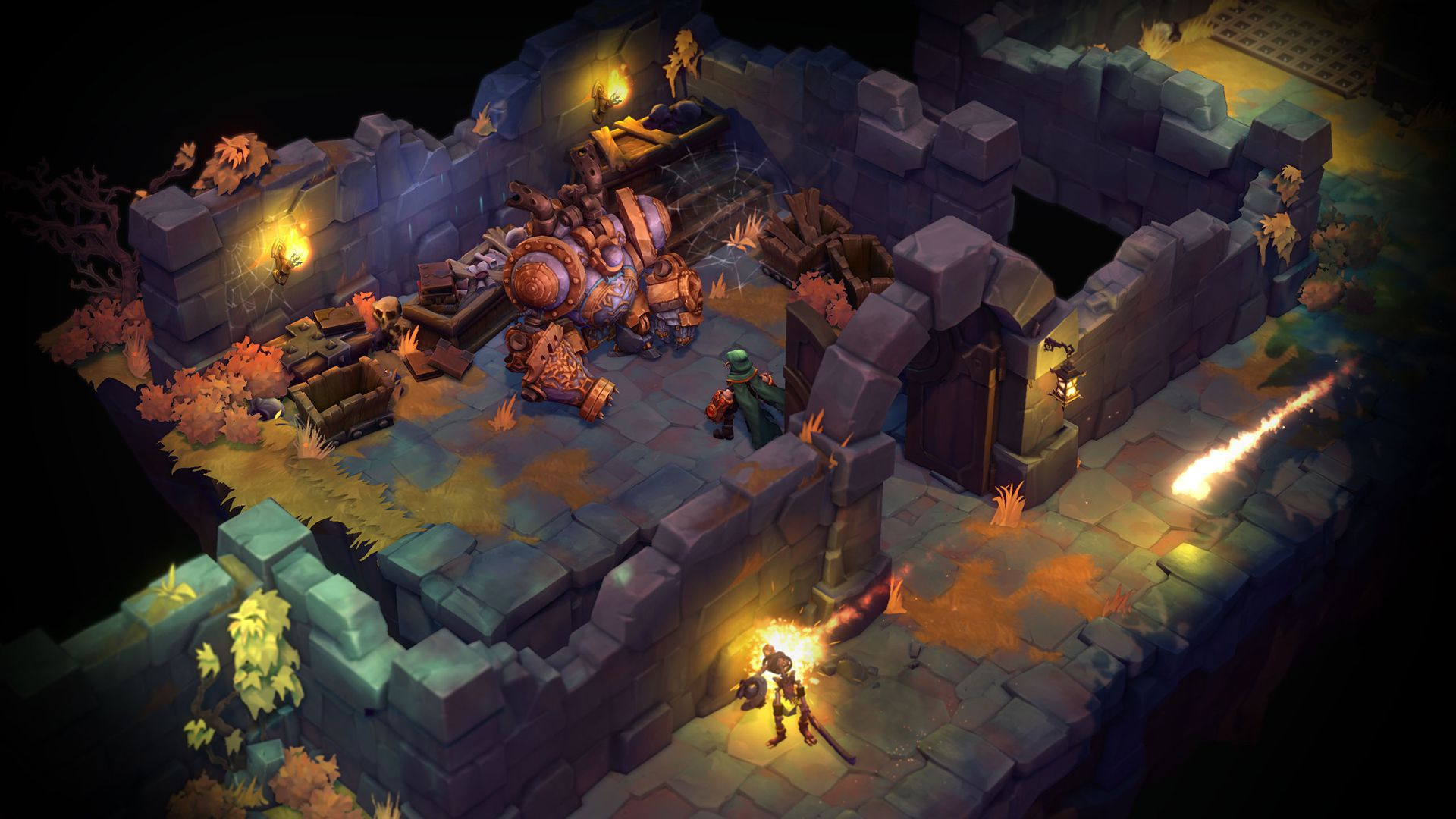 Battle Chasers Nightwar For Desktop