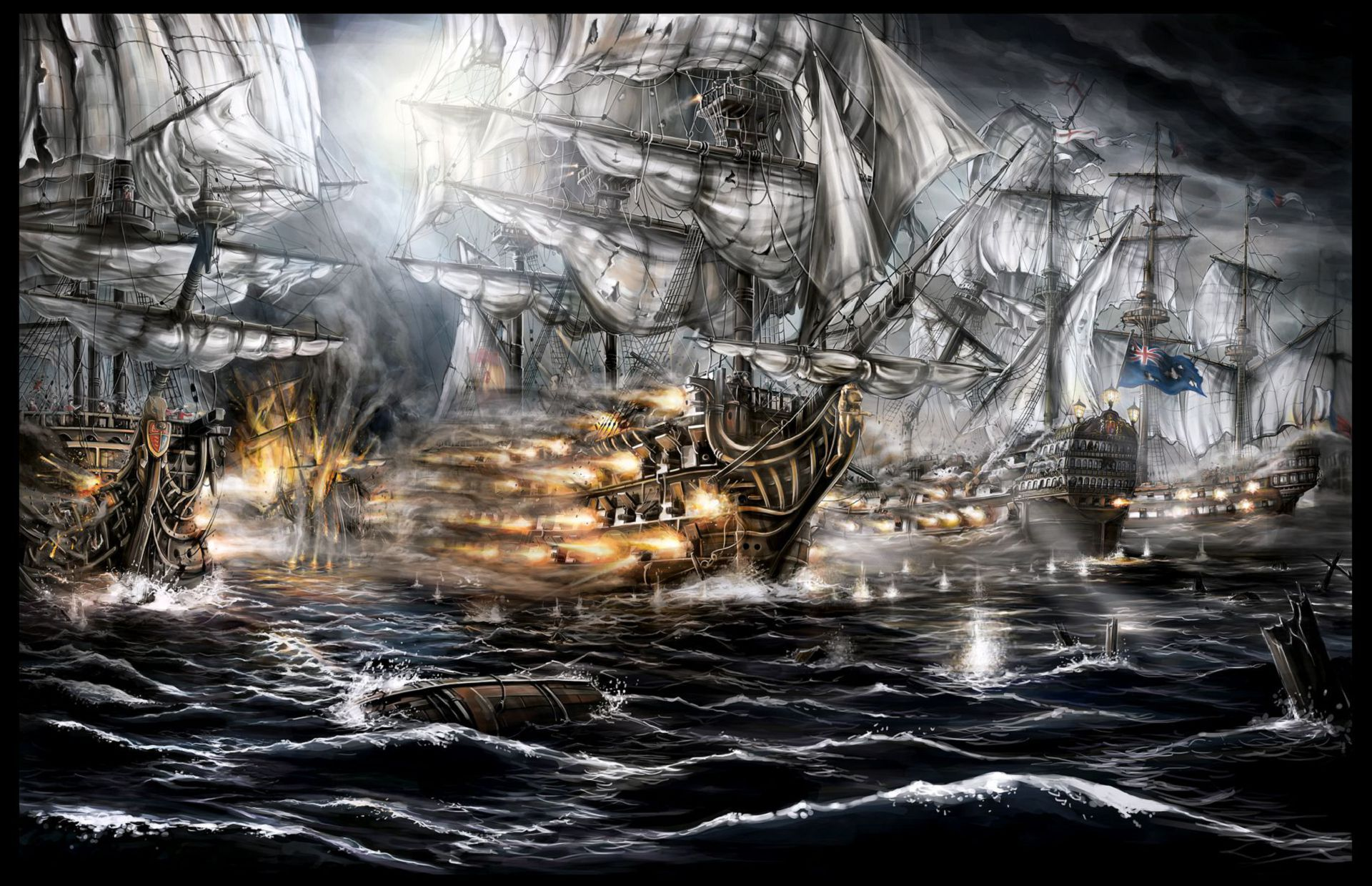 Battle Ship High Quality Wallpapers