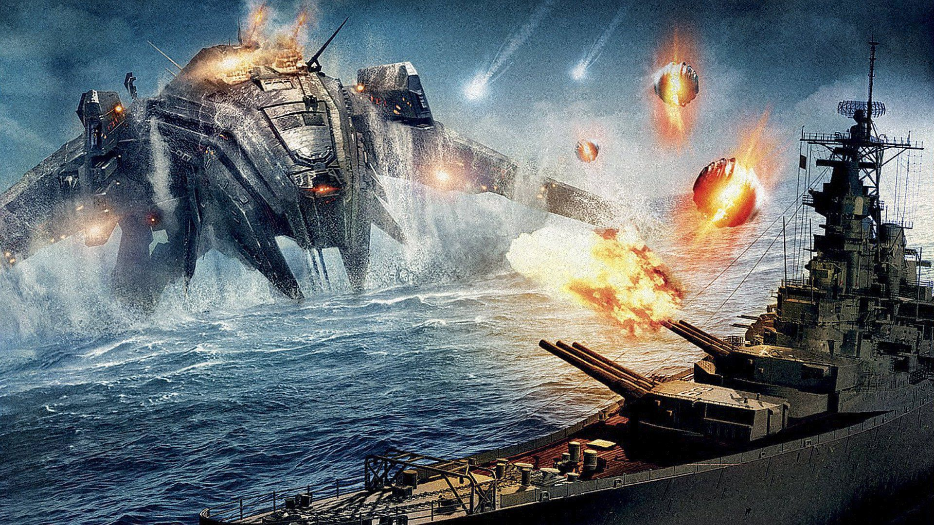 Battleship Wallpaper Pack