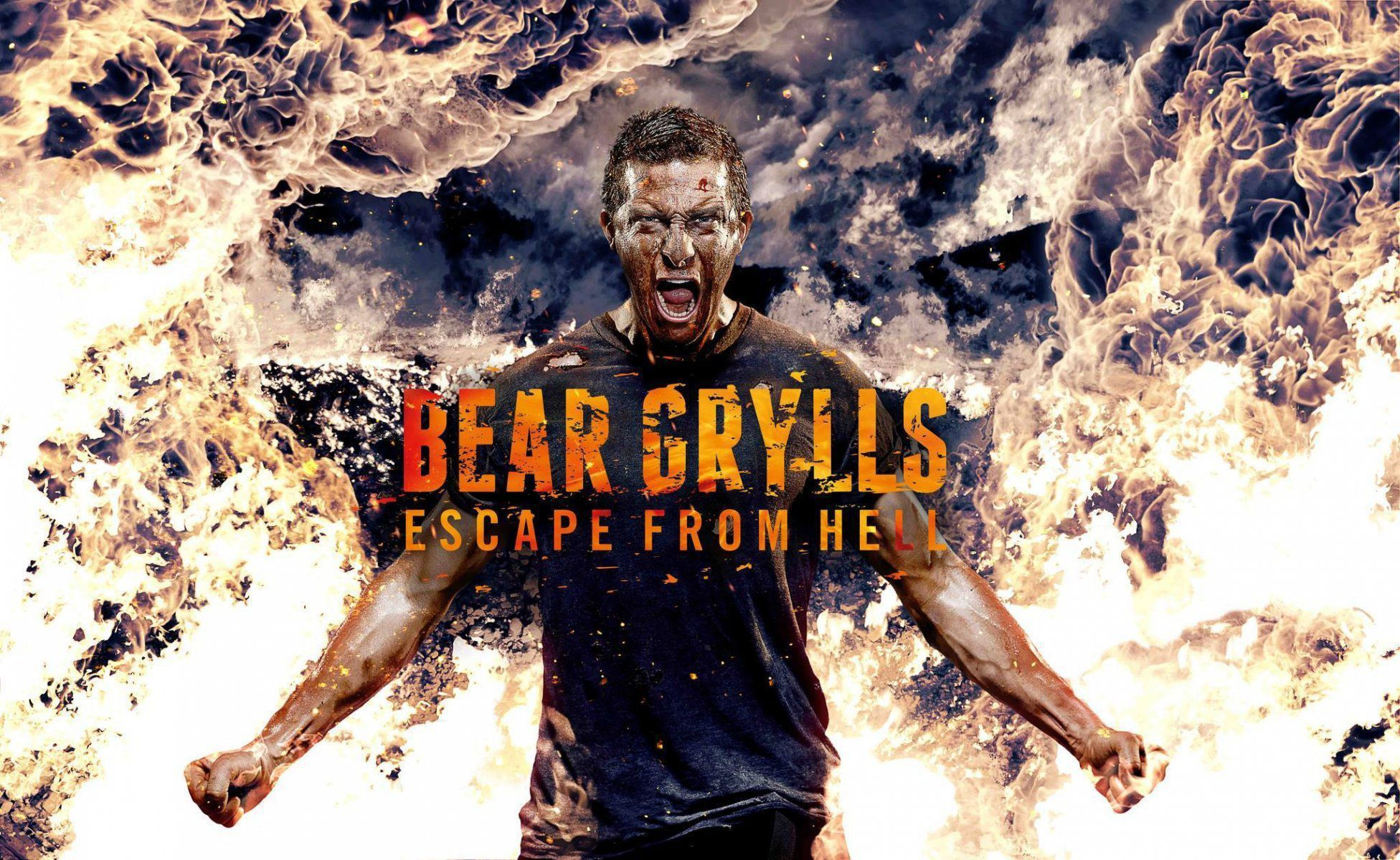 Bear Grylls Beautiful