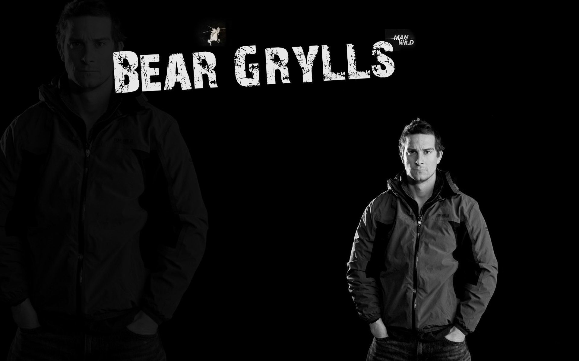 Bear Grylls Photos
