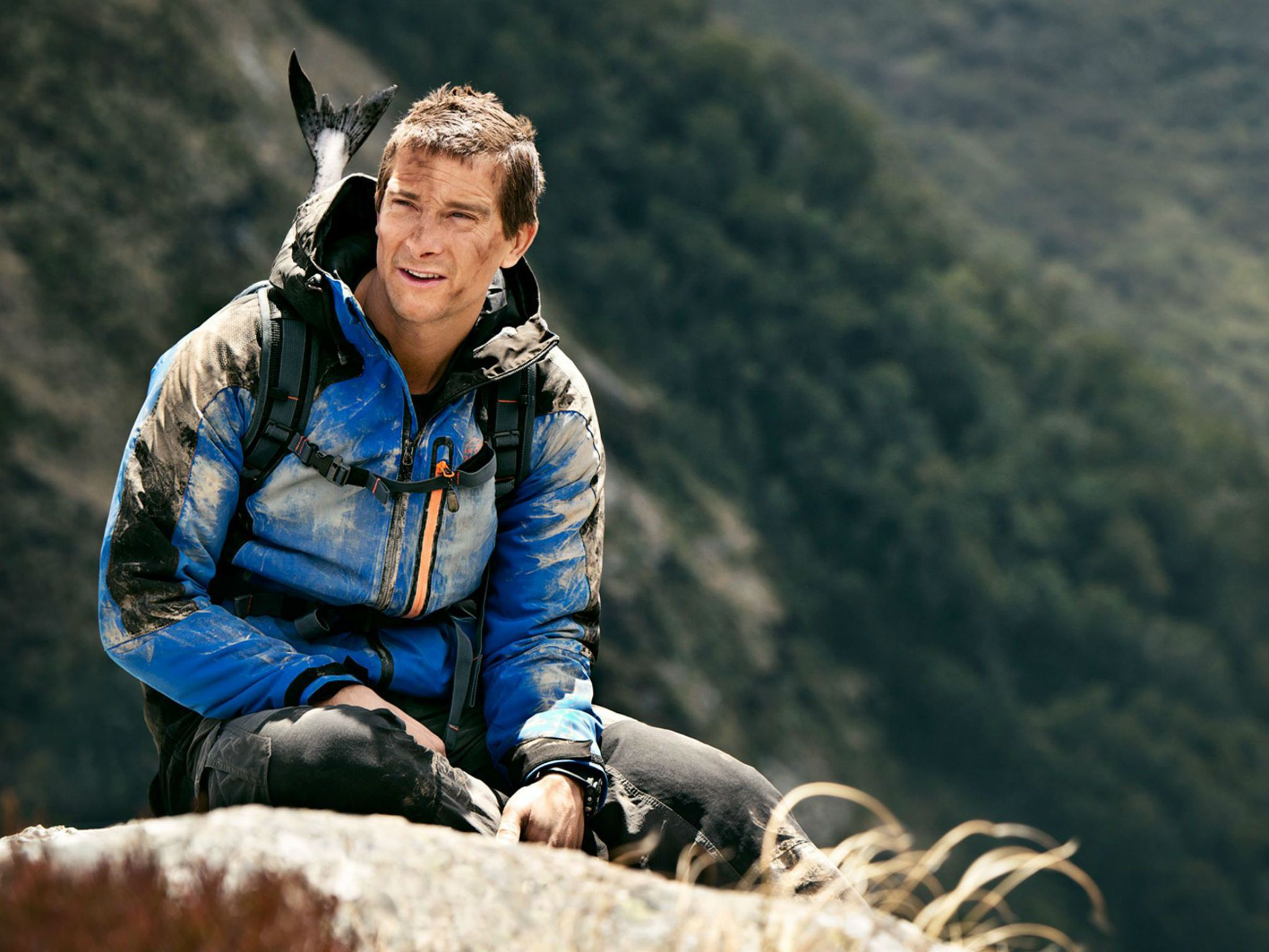 Bear Grylls Widescreen