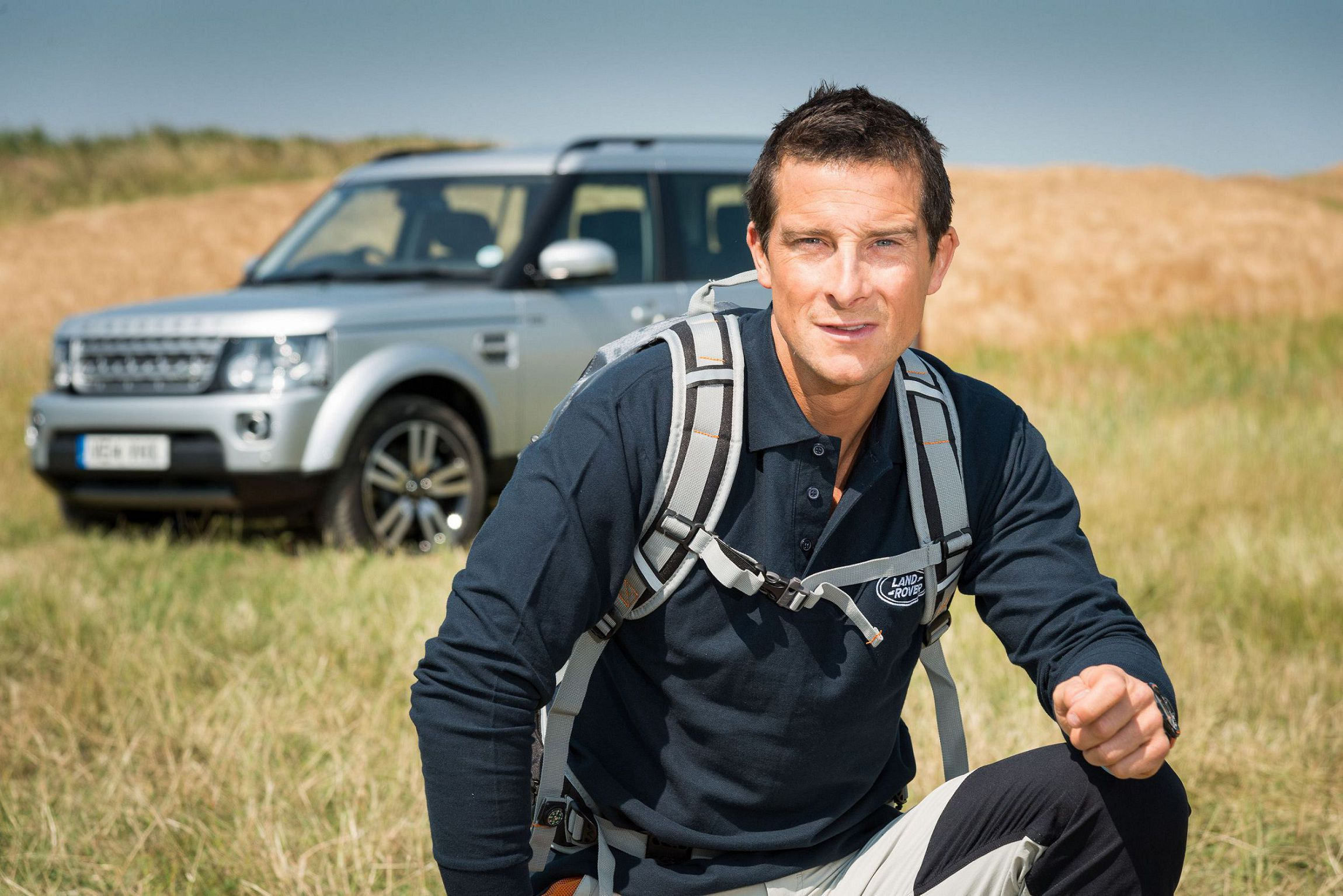 Bear Grylls In High Resolution