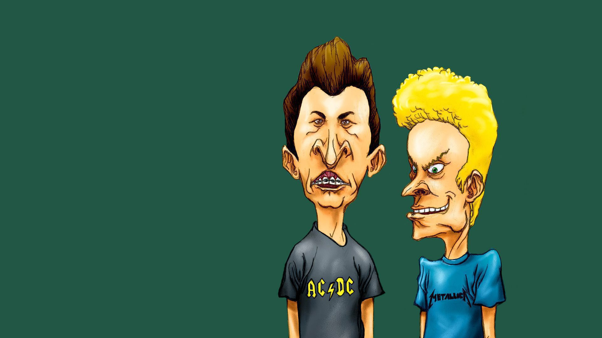 Beavis And Butthead Beautiful