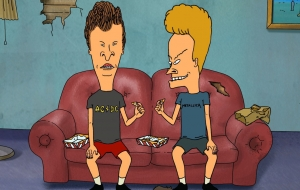 Beavis And Butthead In High Resolution