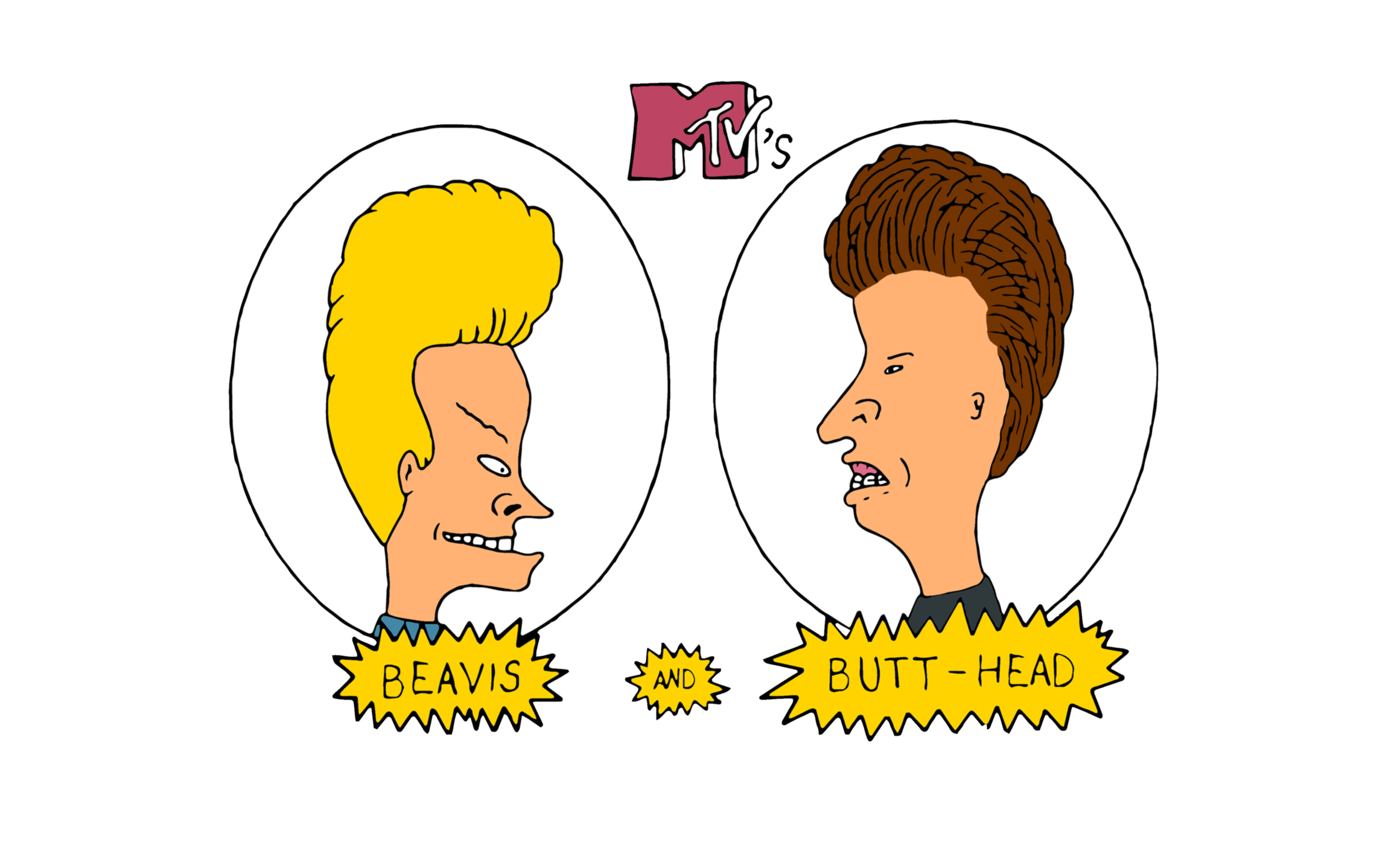 Beavis And Butthead Wallpaper Pack