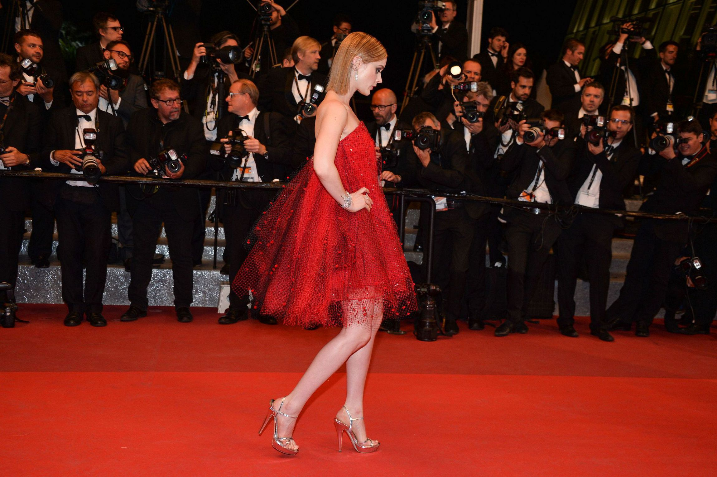 Cannes The Neon Demon Screening 2
