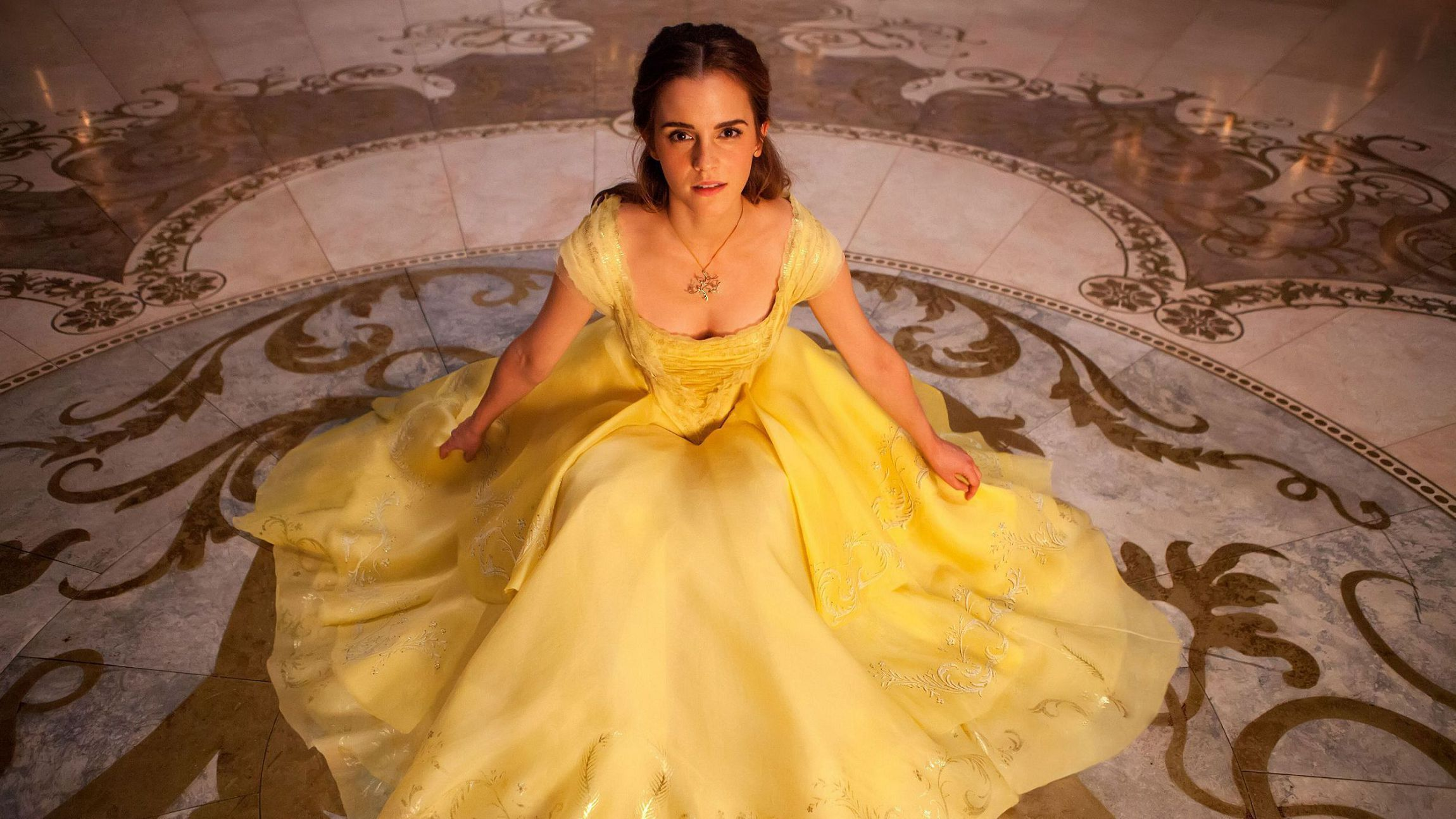 Belle Beauty And The Beast High Quality Wallpapers