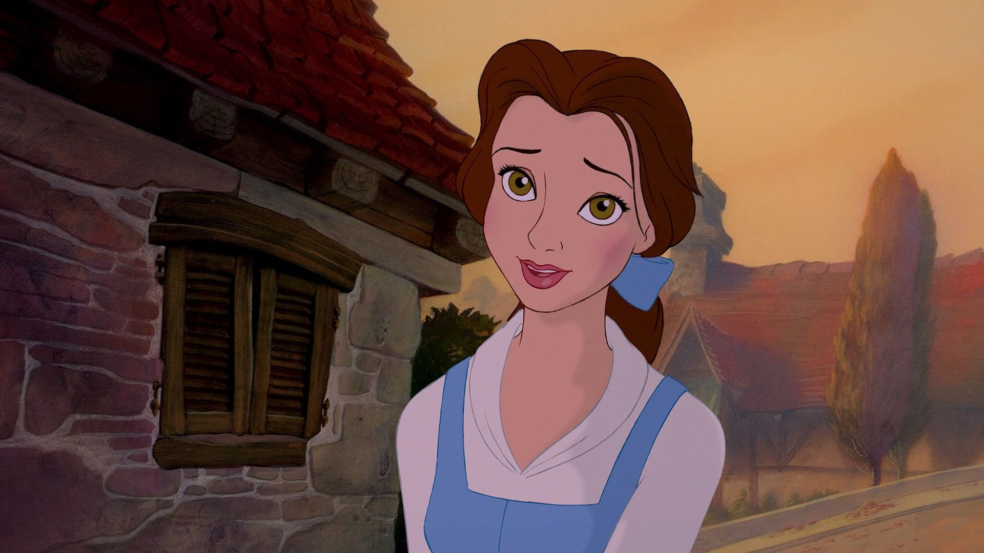 Belle Beauty And The Beast Wallpaper Pack