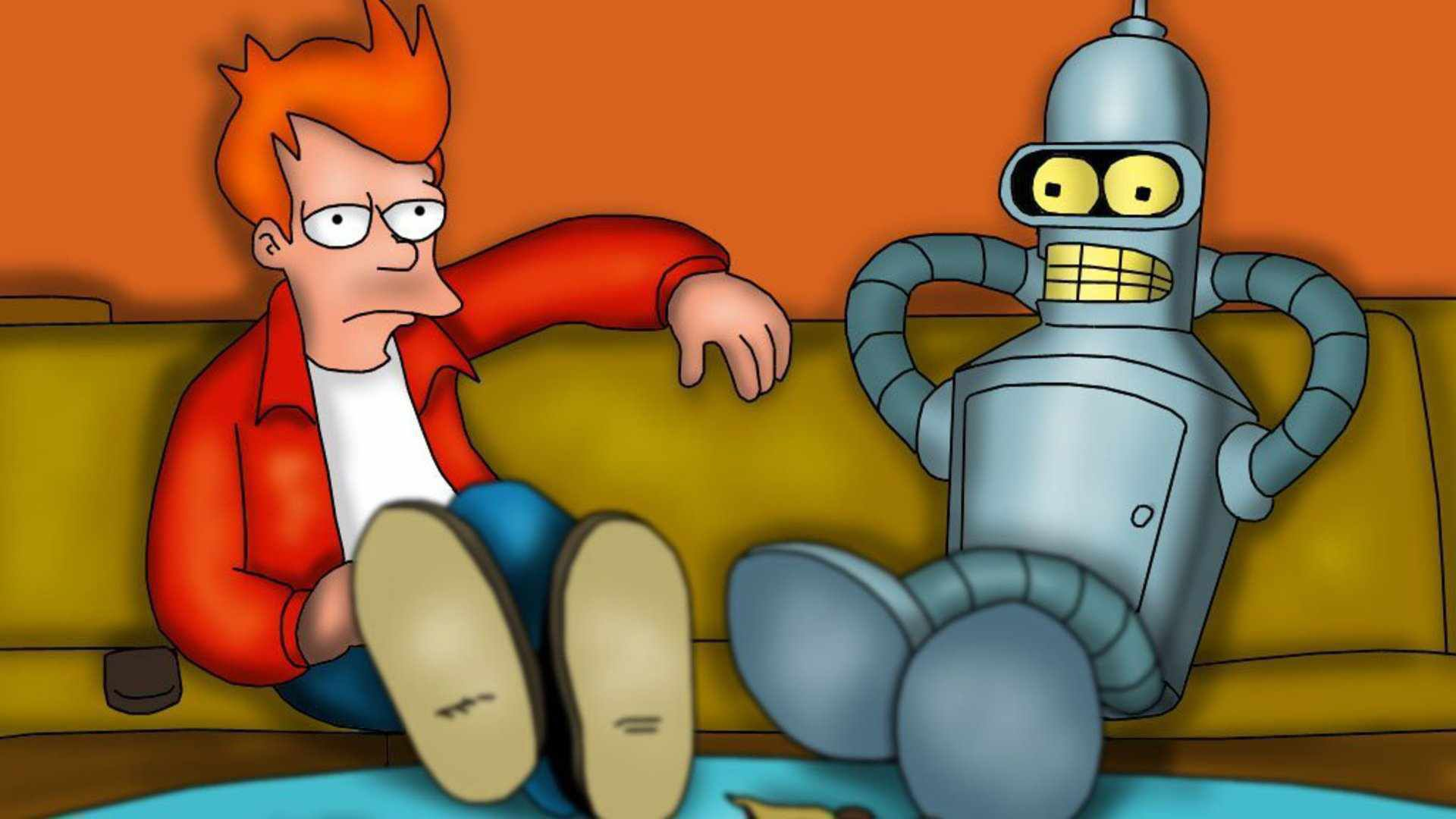 Bender HD Background