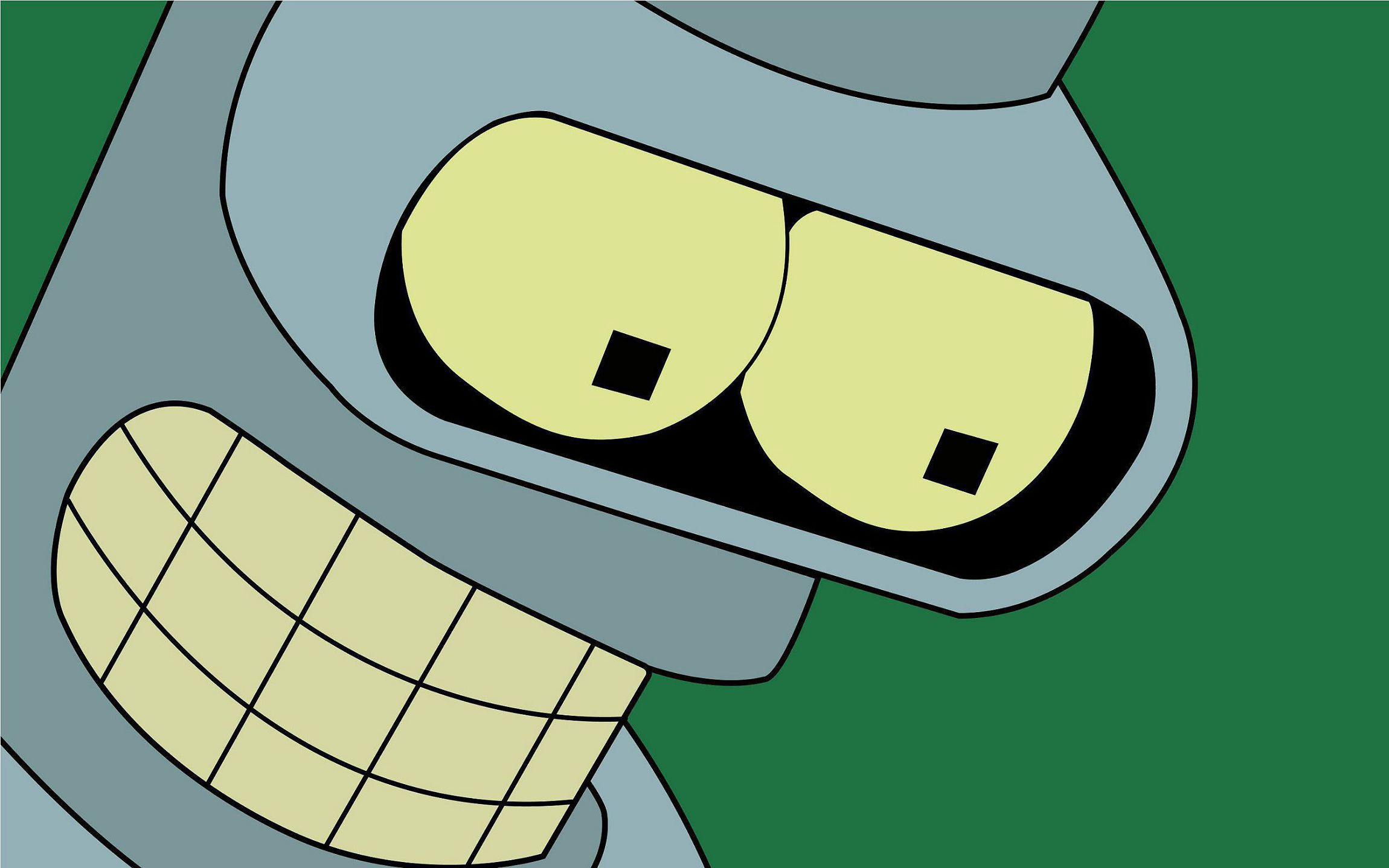 Bender HD Desktop