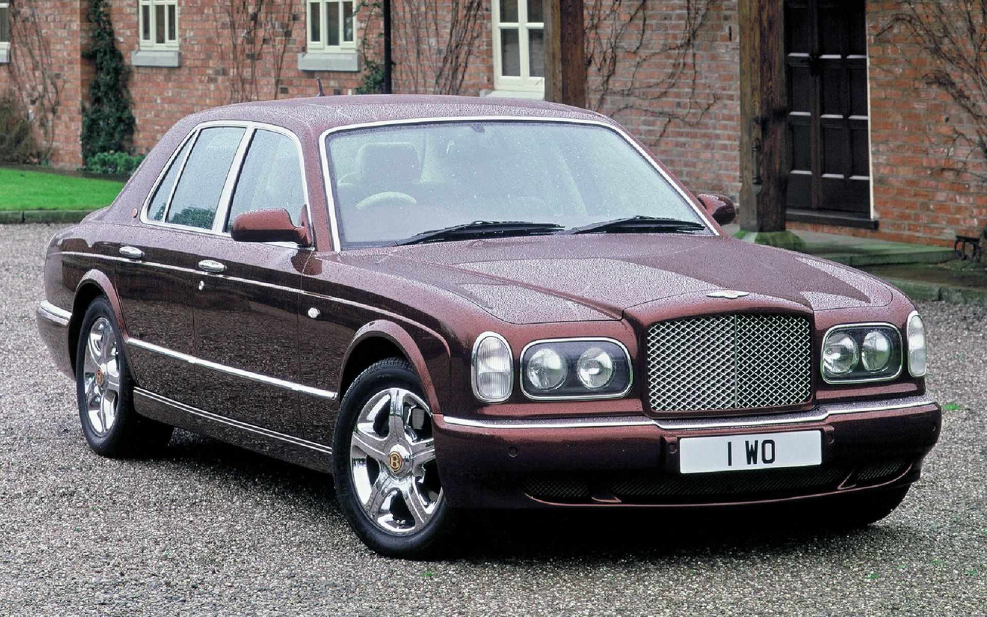 Bentley Arnage Background