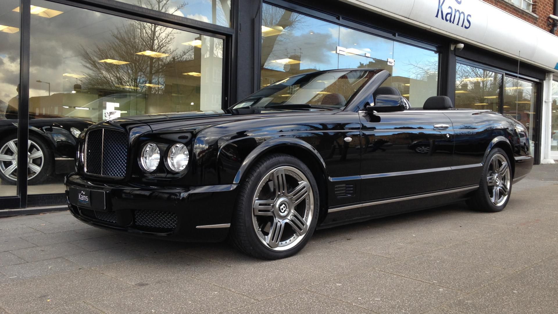 Bentley Arnage Computer Wallpaper