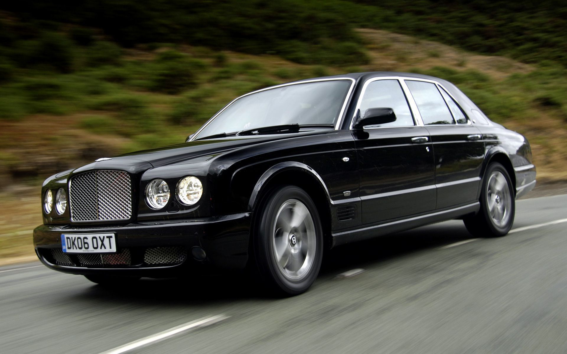 Bentley Arnage HD Desktop