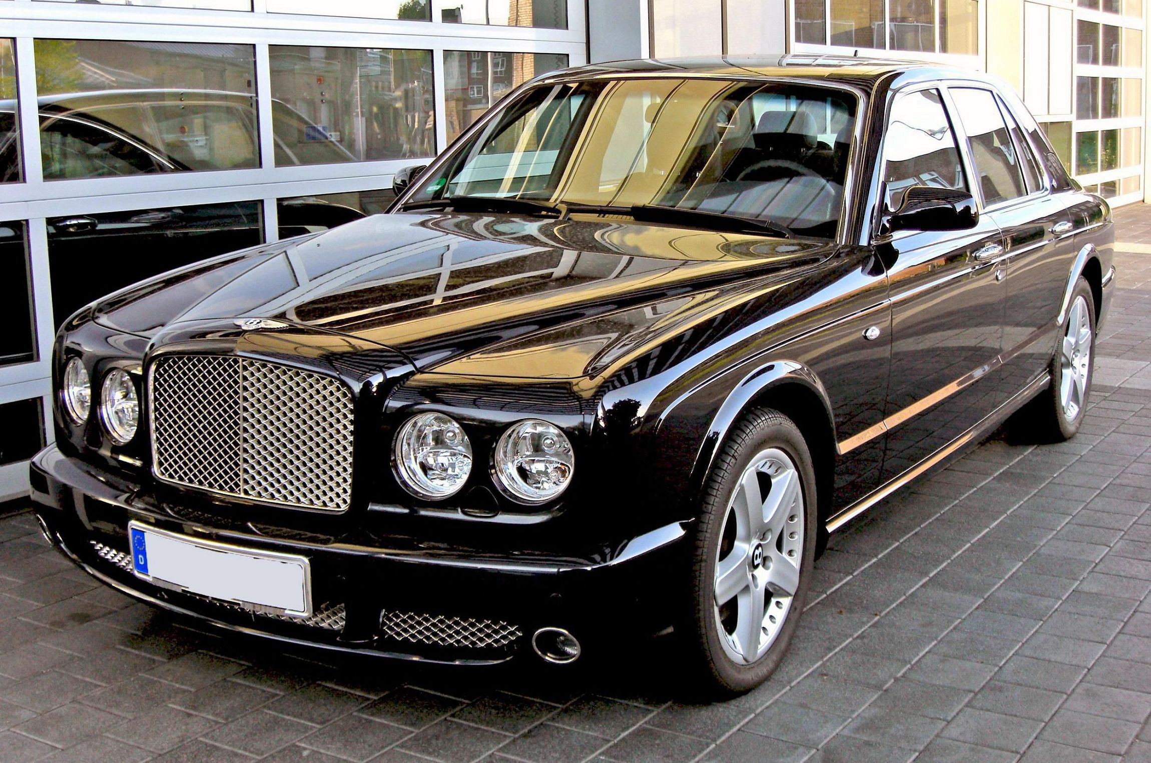 Bentley Arnage High Quality Wallpapers