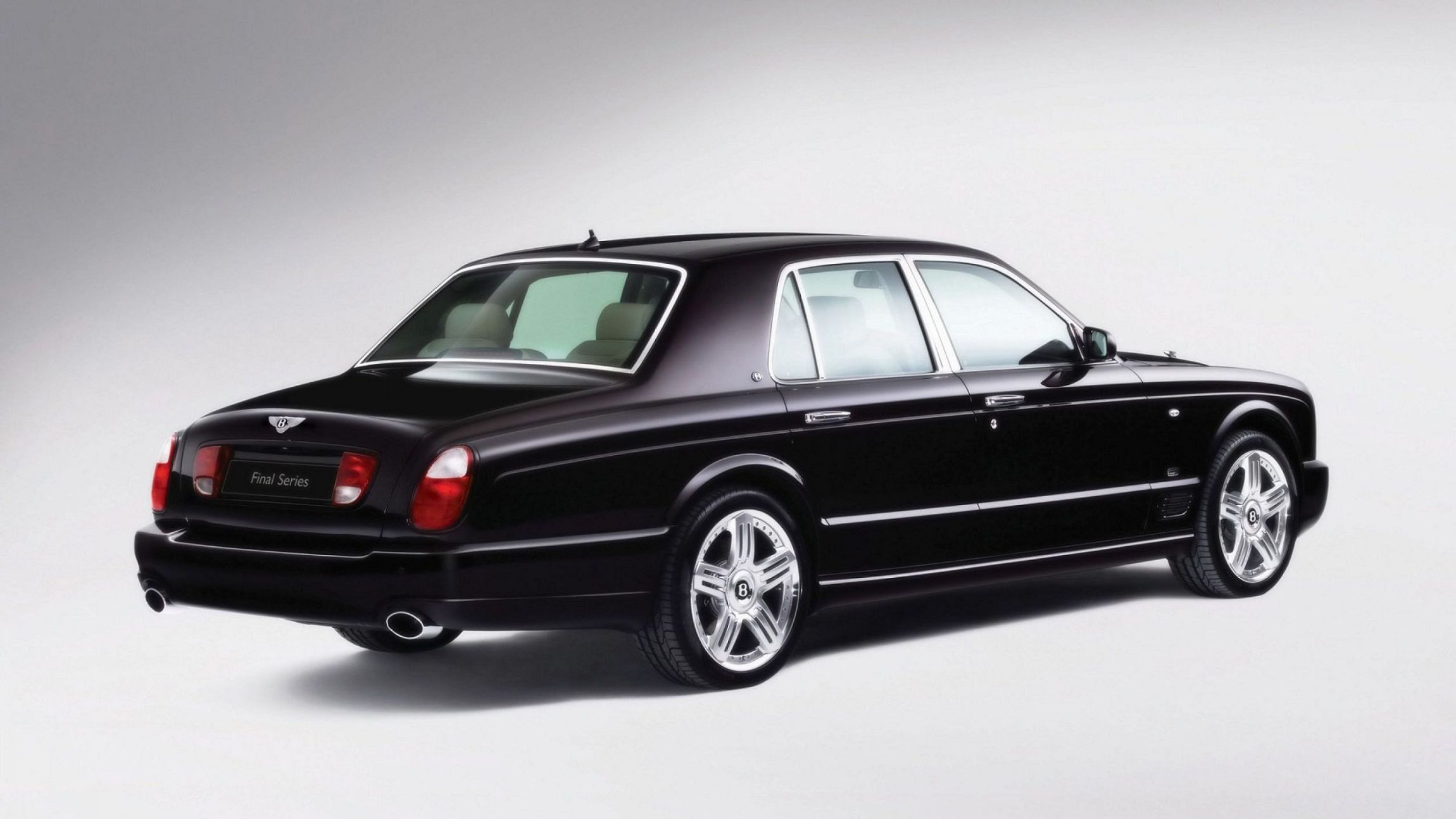 Bentley Arnage Photos