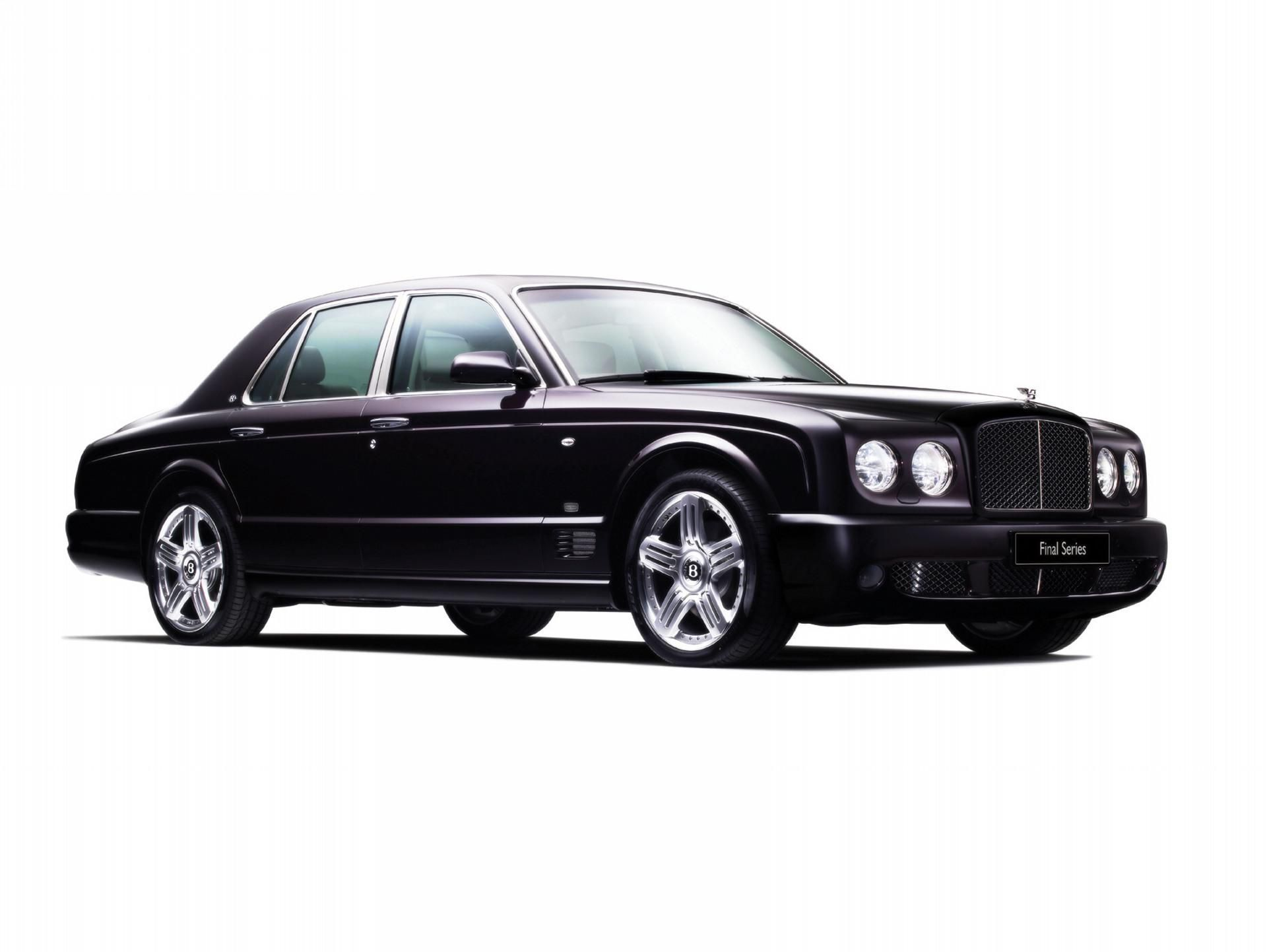 Bentley Arnage Wallpaper
