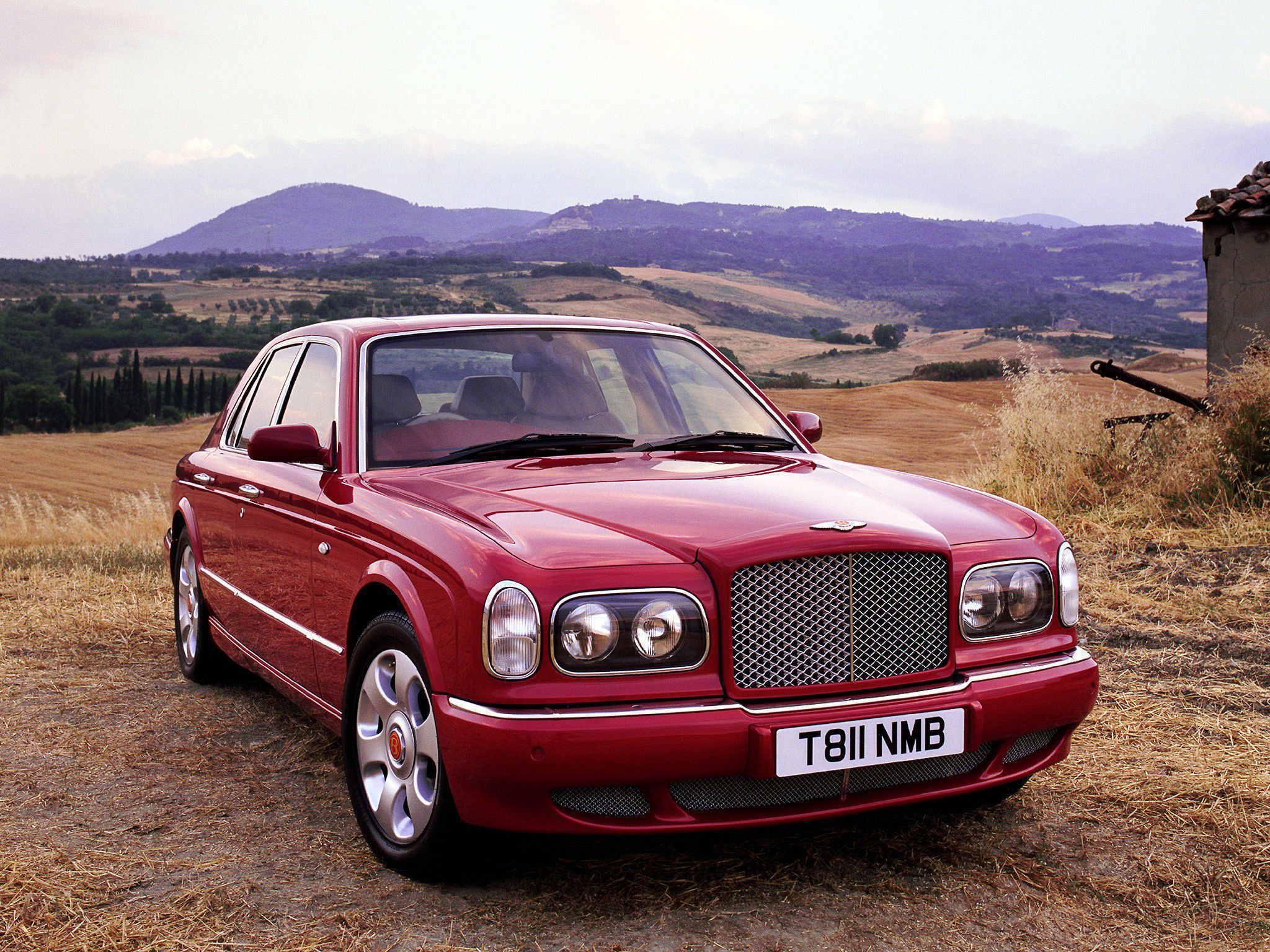 Bentley Arnage Widescreen