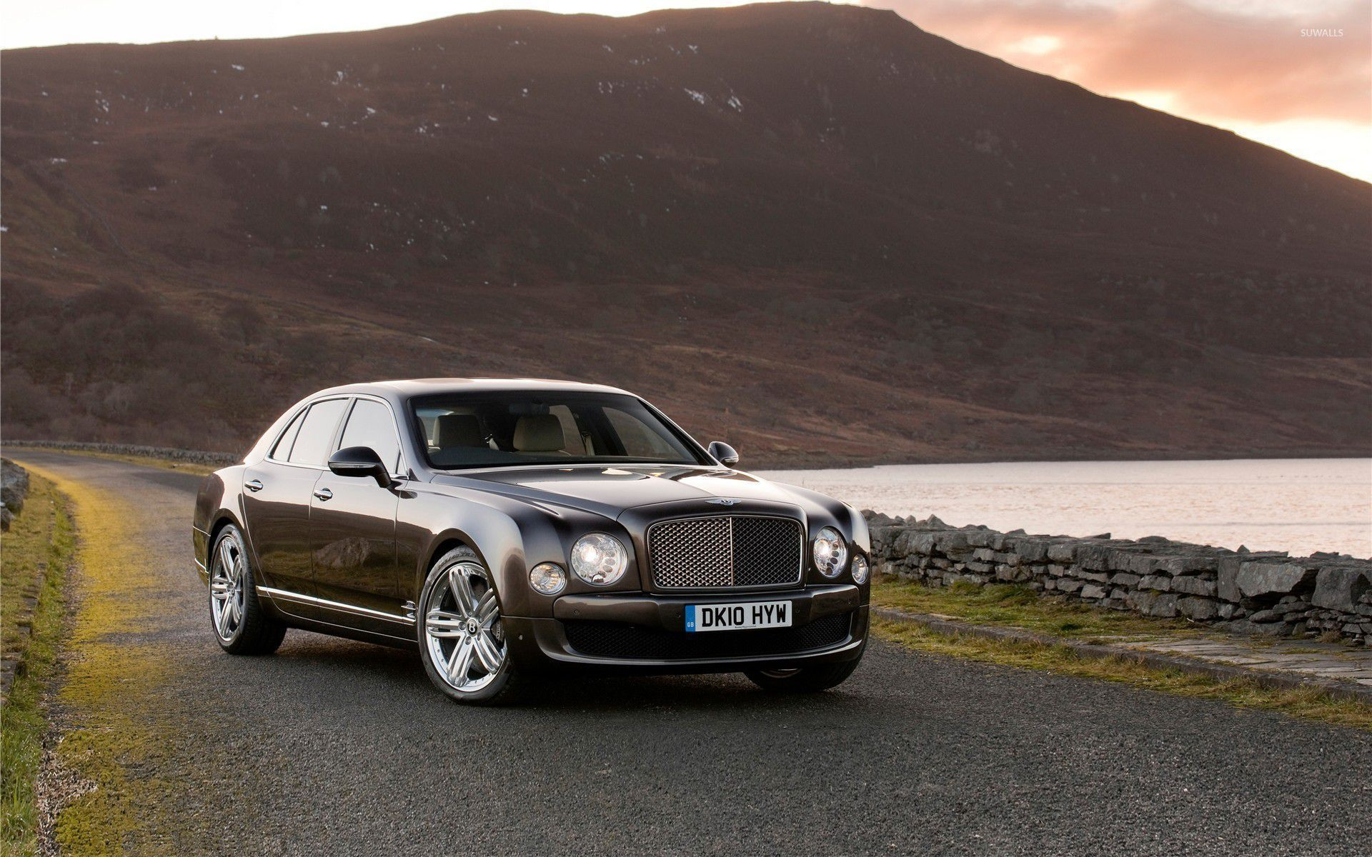 Bentley Arnage Wallpaper Pack