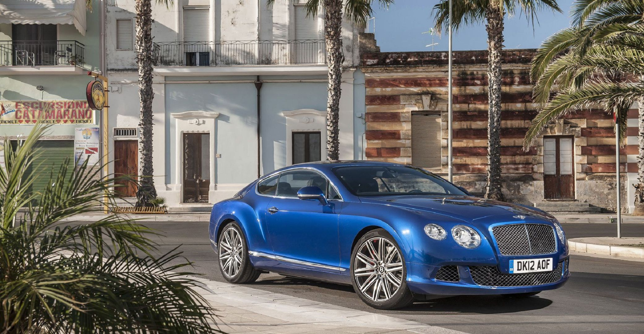Bentley Continental Gt Beautiful