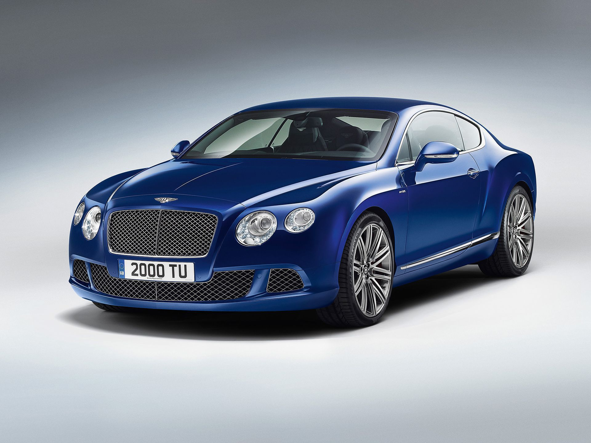 Bentley Continental Gt Photos