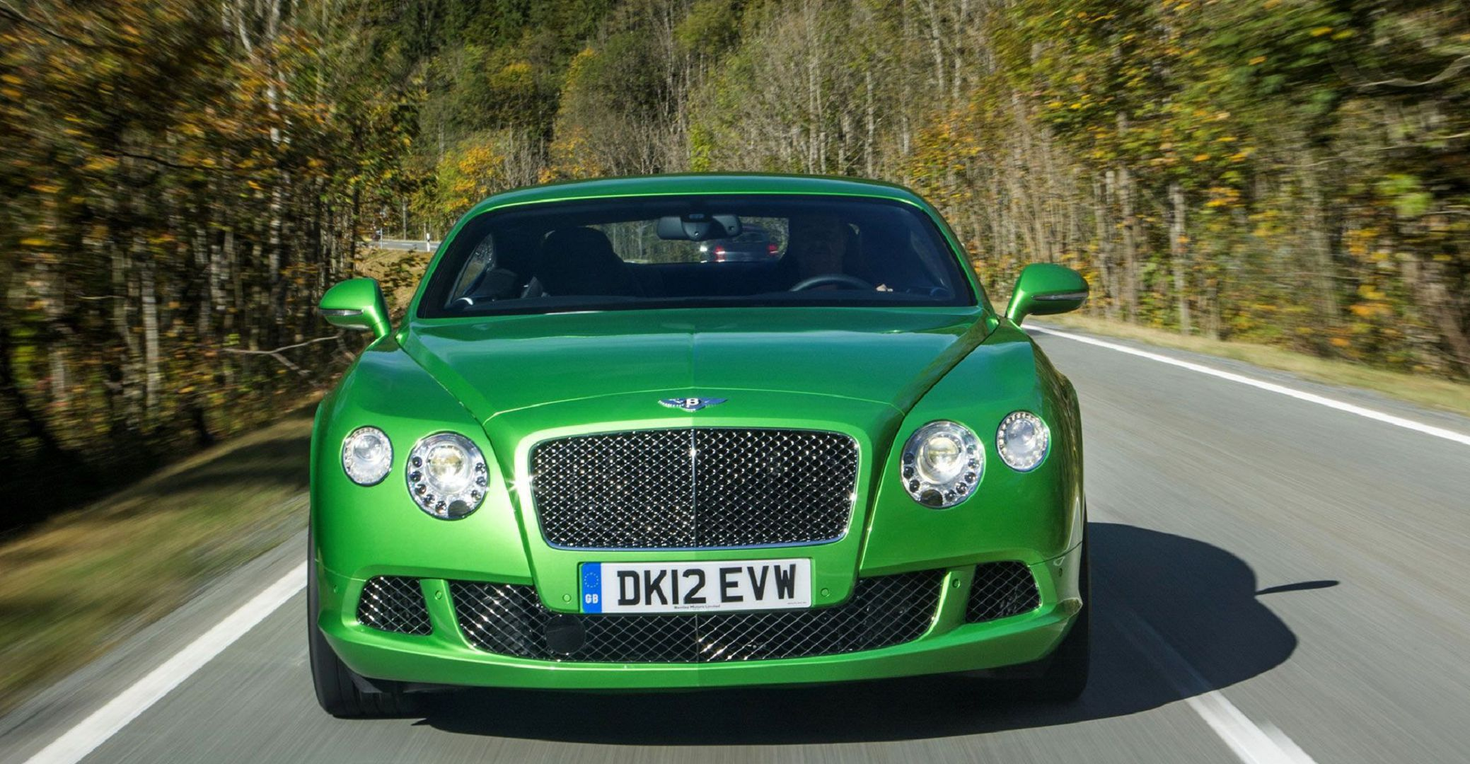 Bentley Continental Gt Pictures