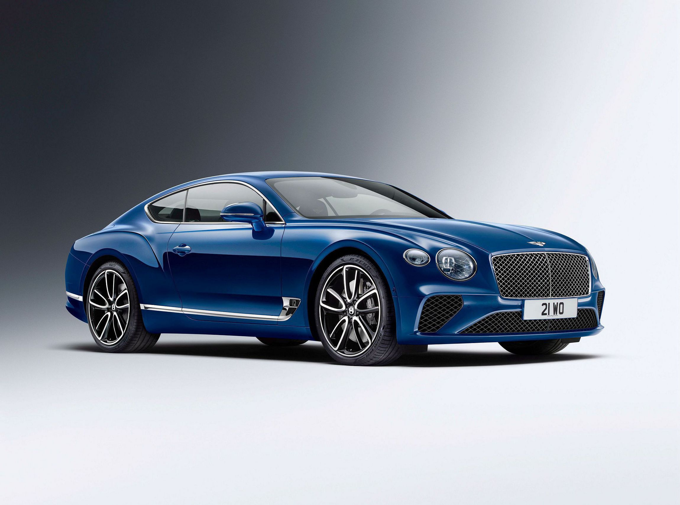 Bentley Continental Gt Full HD