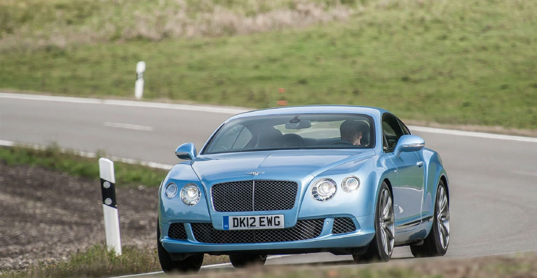 Bentley Continental Gt In High Resolution