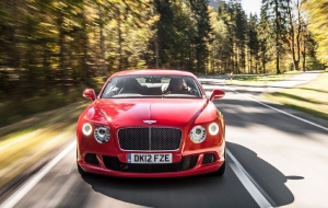 Bentley Continental Gt Wallpaper Pack