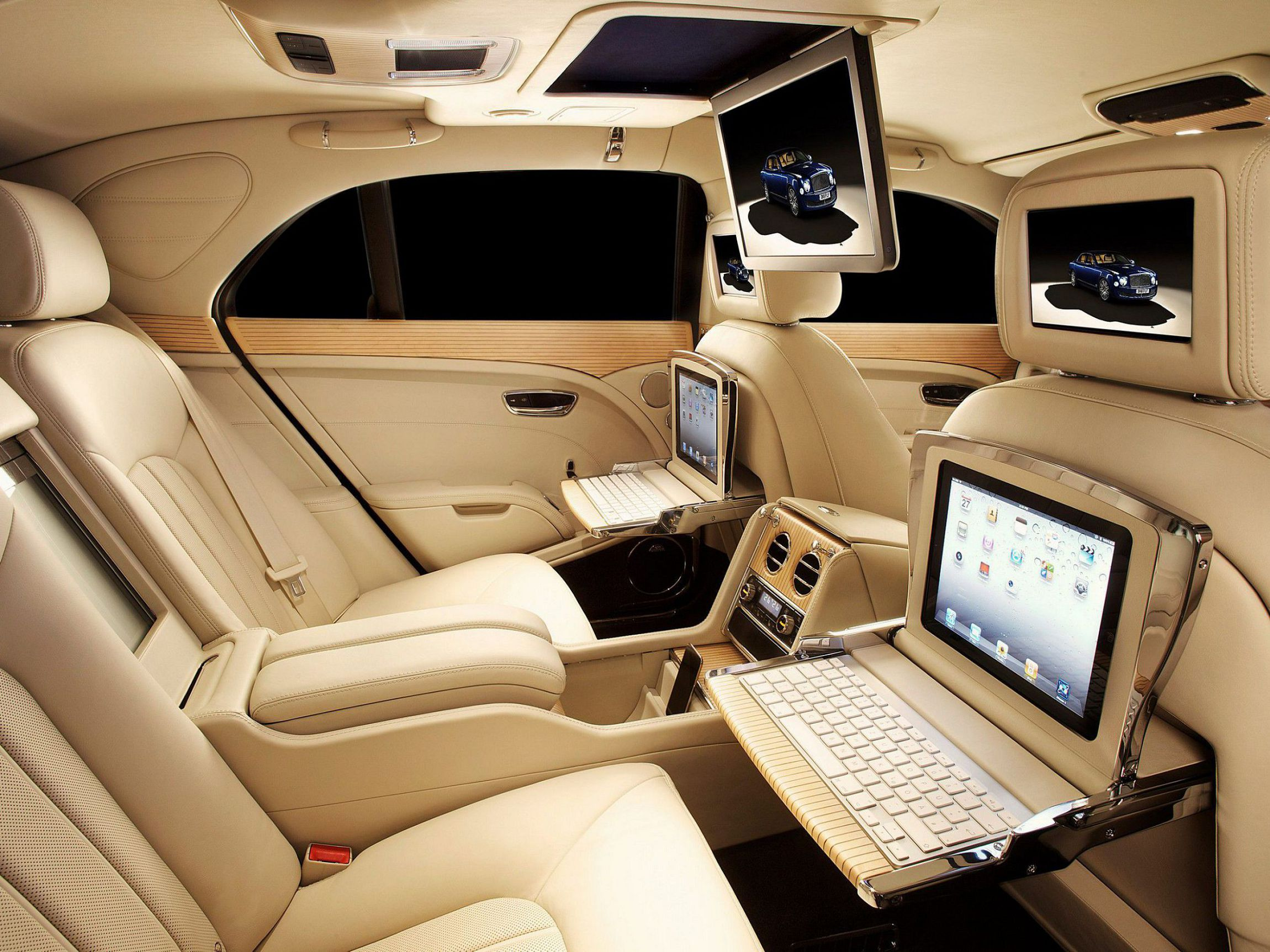 Bentley Mulsanne Computer Wallpaper