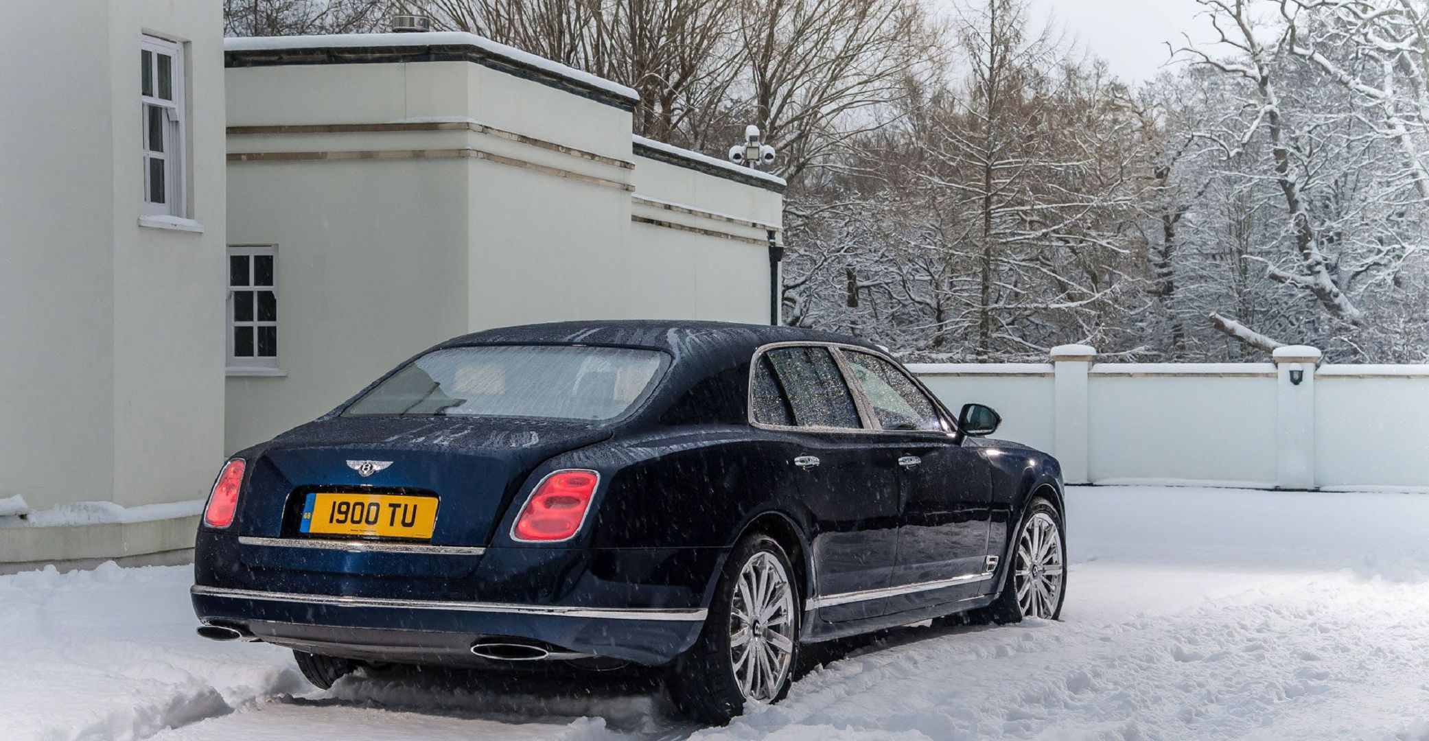 Bentley Mulsanne Gallery