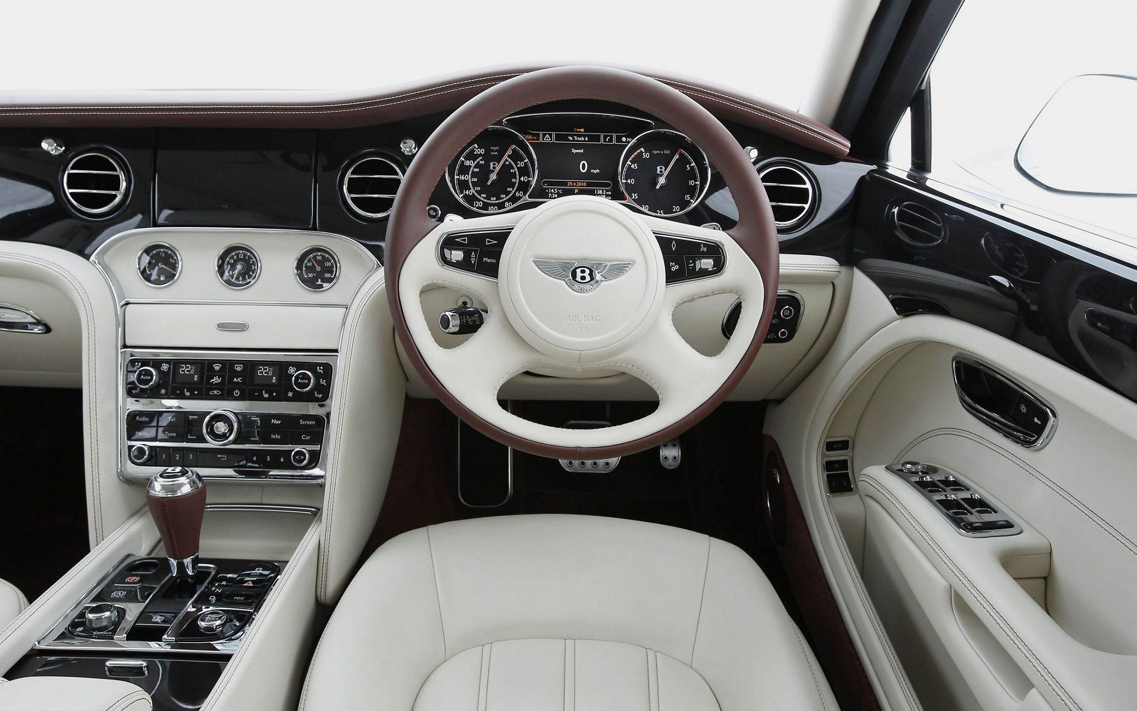 Bentley Mulsanne High Definition Wallpapers
