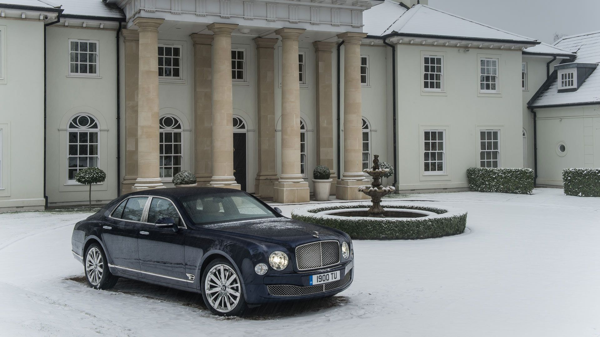 Bentley Mulsanne Pictures