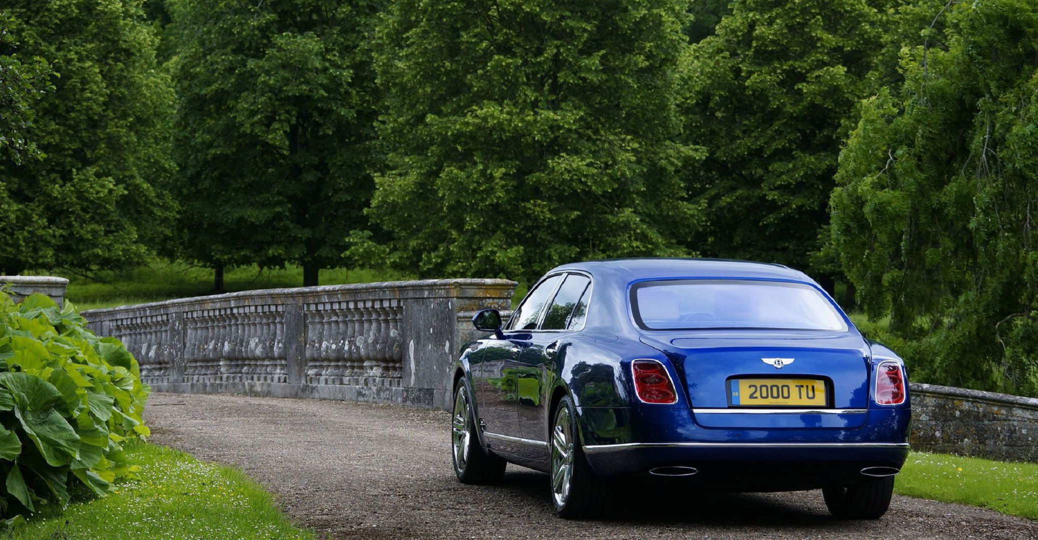 Bentley Mulsanne Wallpaper