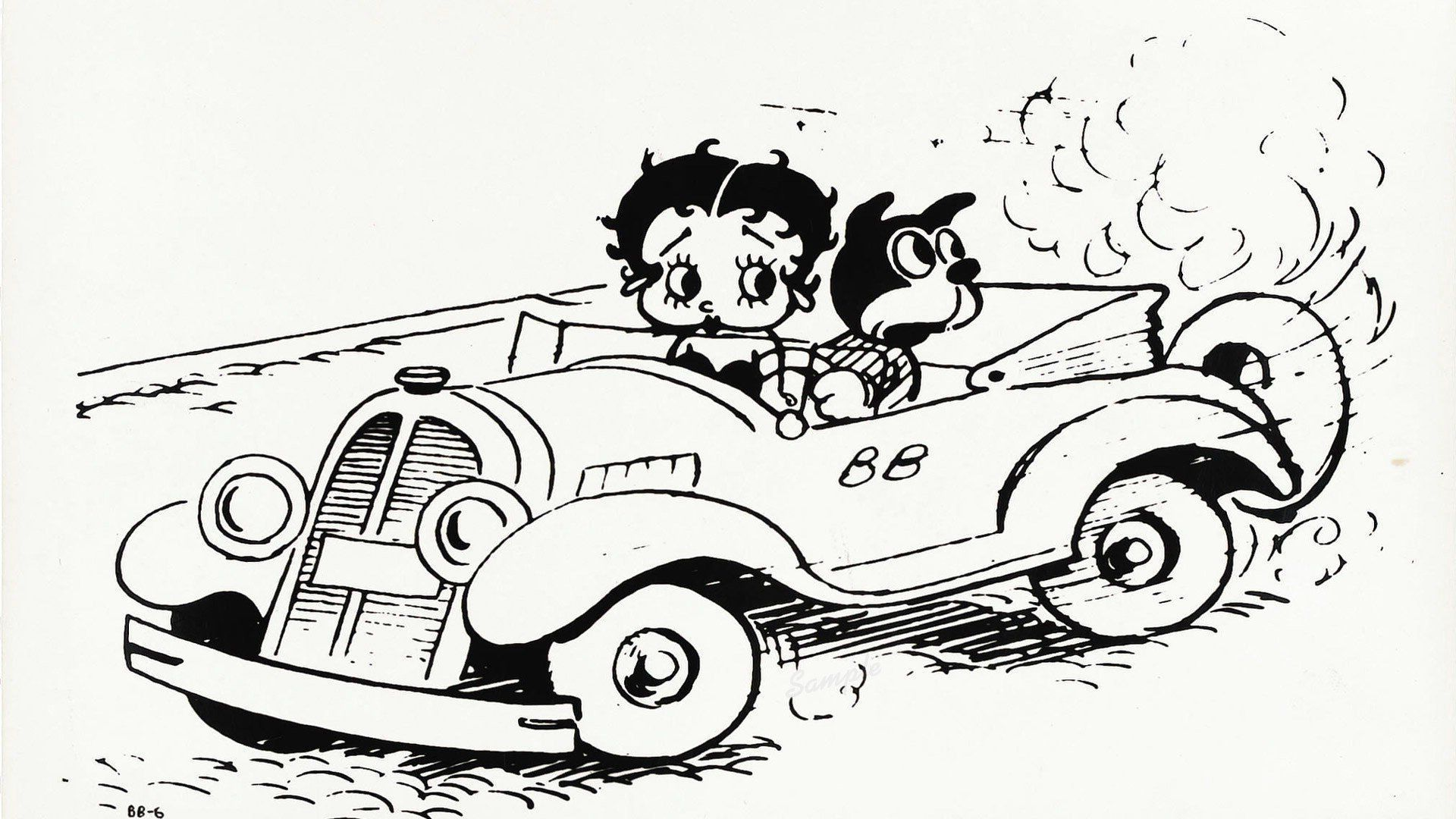 Betty Boop Wallpapers Backgrounds