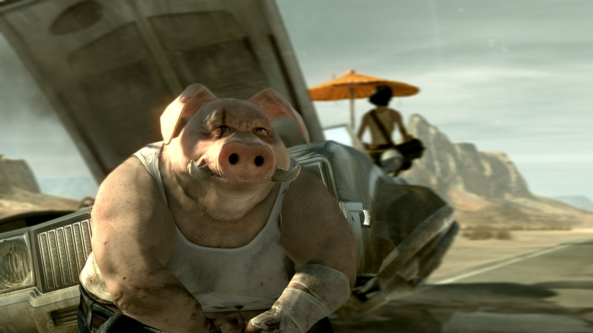 Beyond Good Evil 2 Wallpapers HD