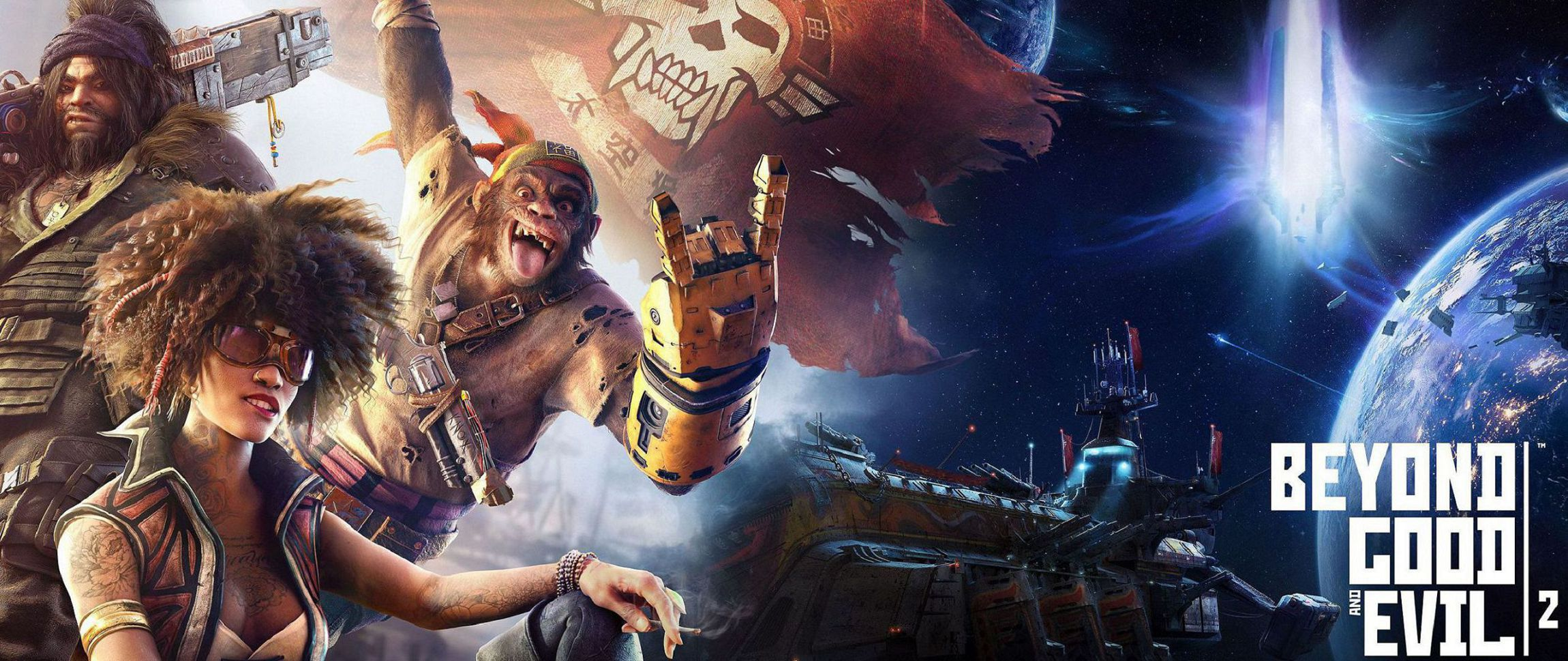 Beyond Good Evil 2 Wallpapers