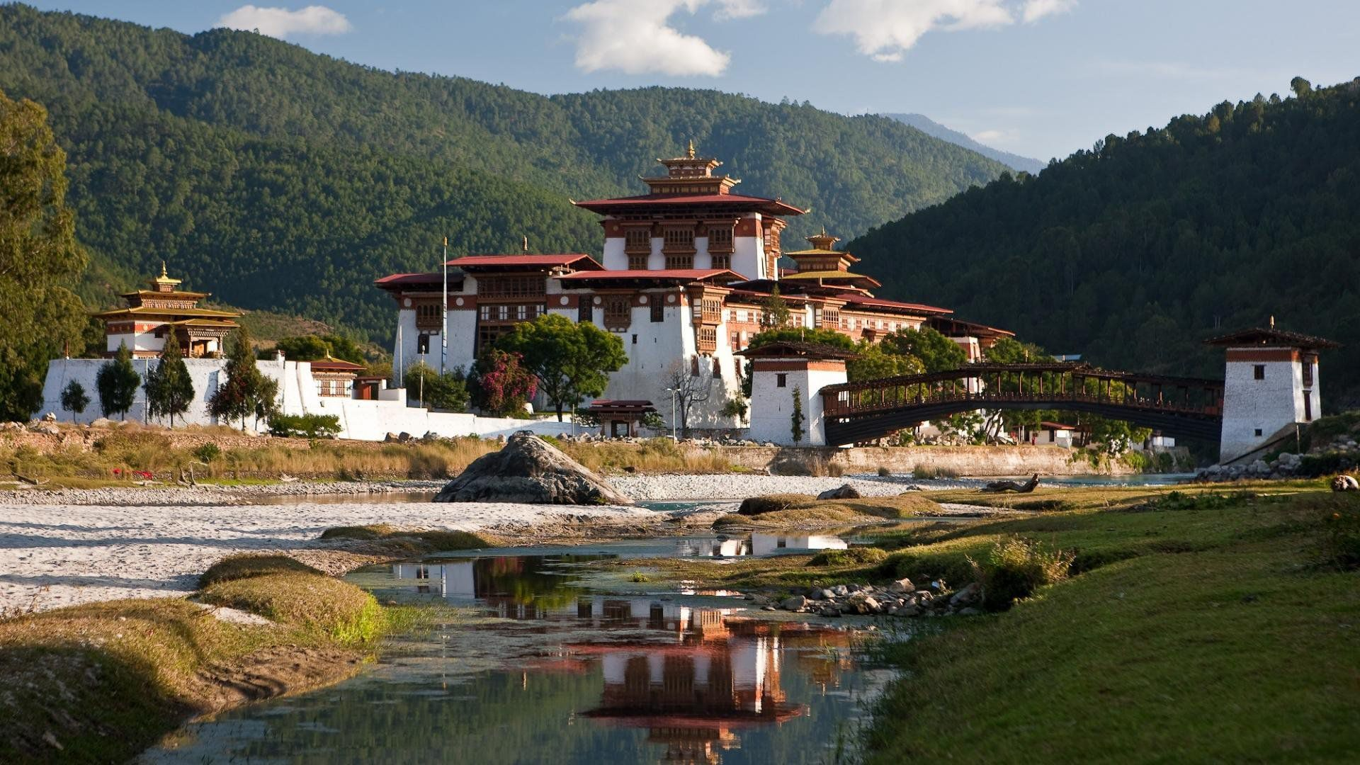 Bhutan Background