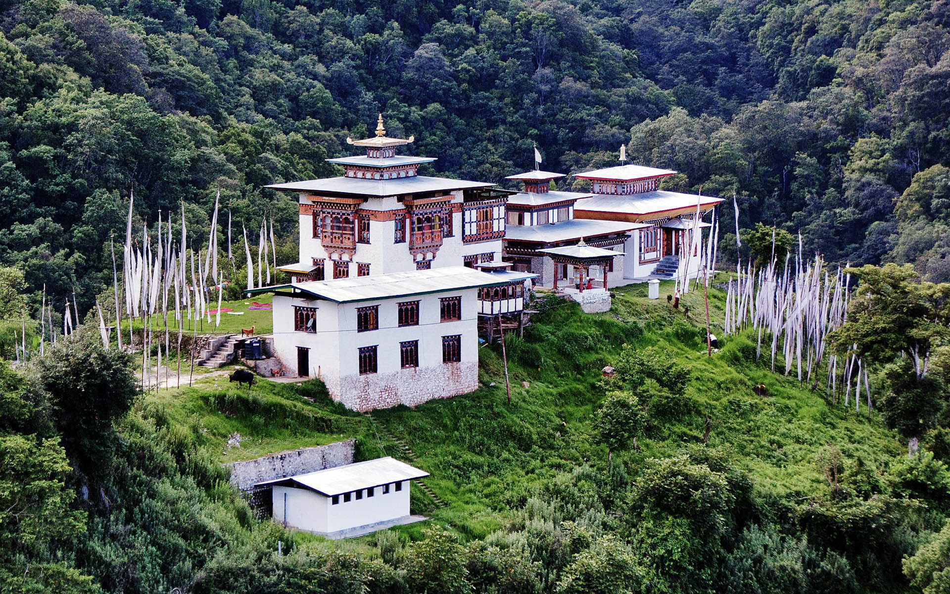 Bhutan HD Wallpaper