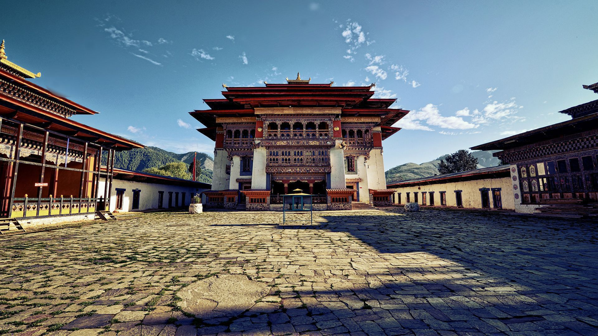 Bhutan High Definition Wallpapers