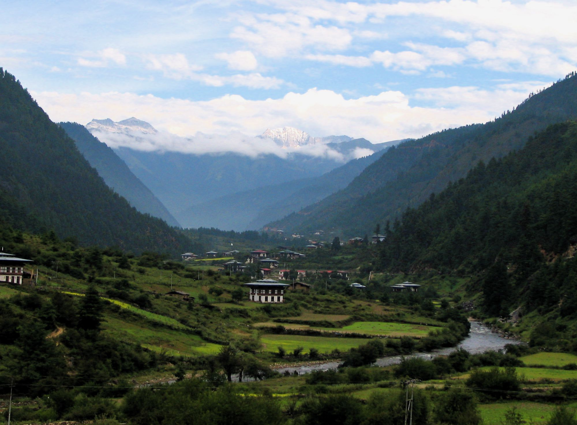 Bhutan Wallpapers HD