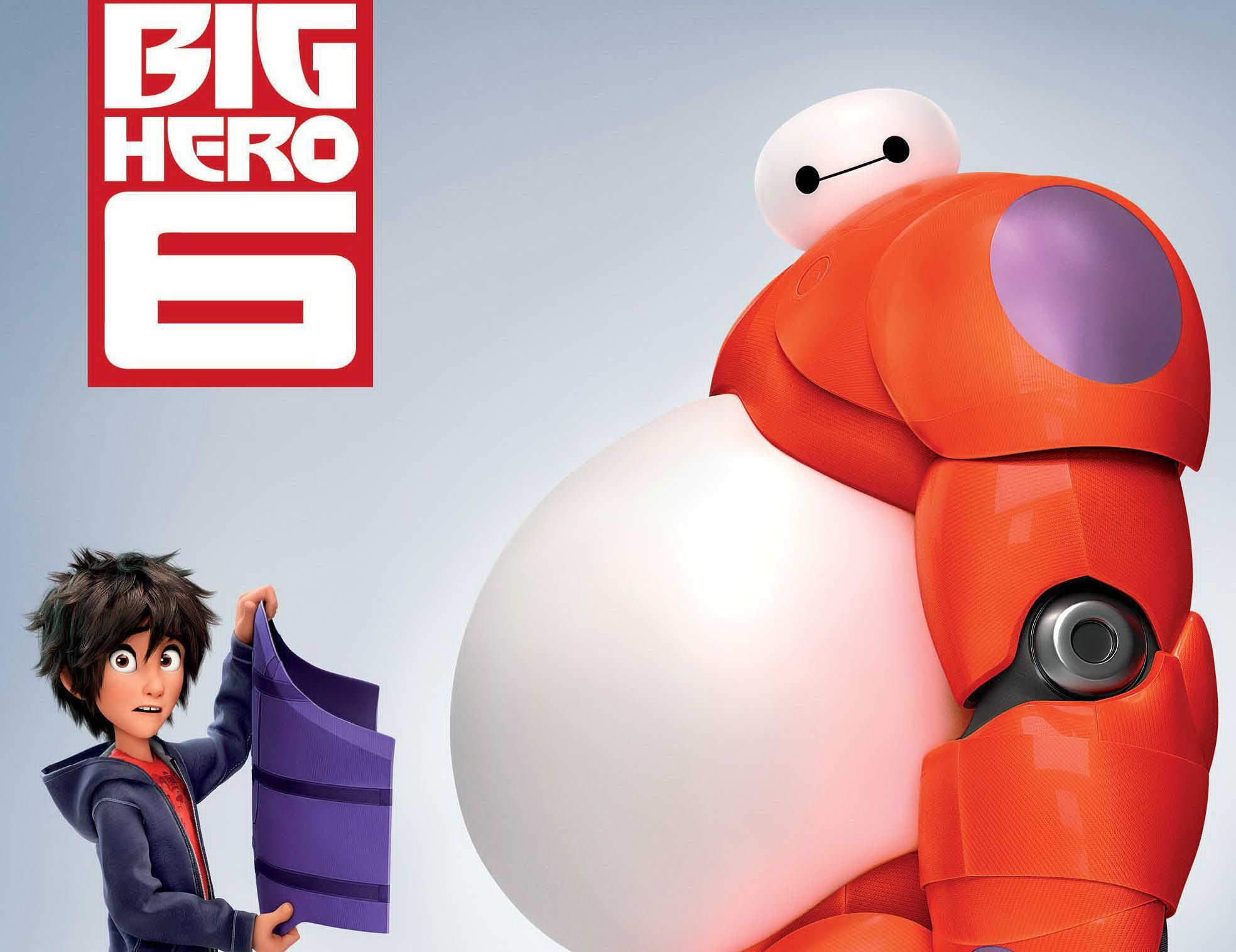 Big Hero 6 Disney Computer Wallpaper