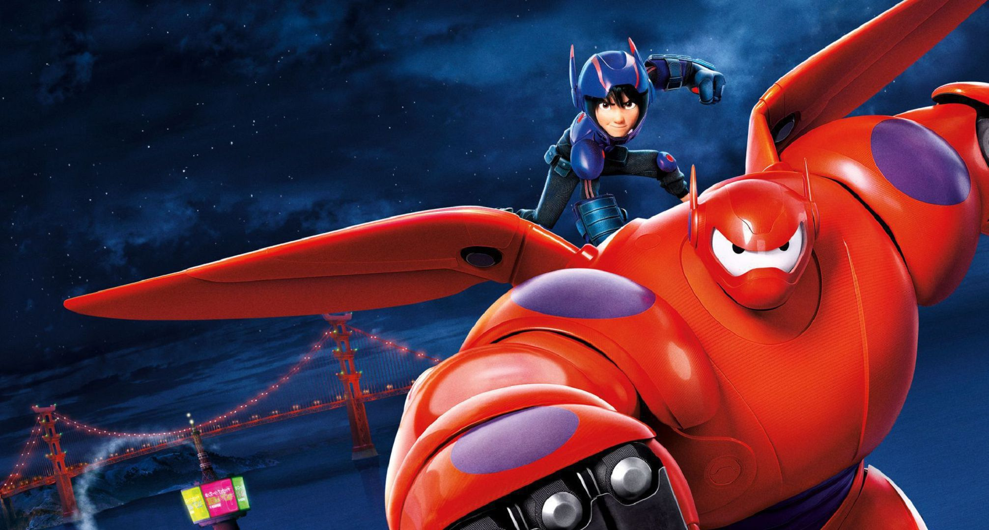 Big Hero 6 Disney Photos