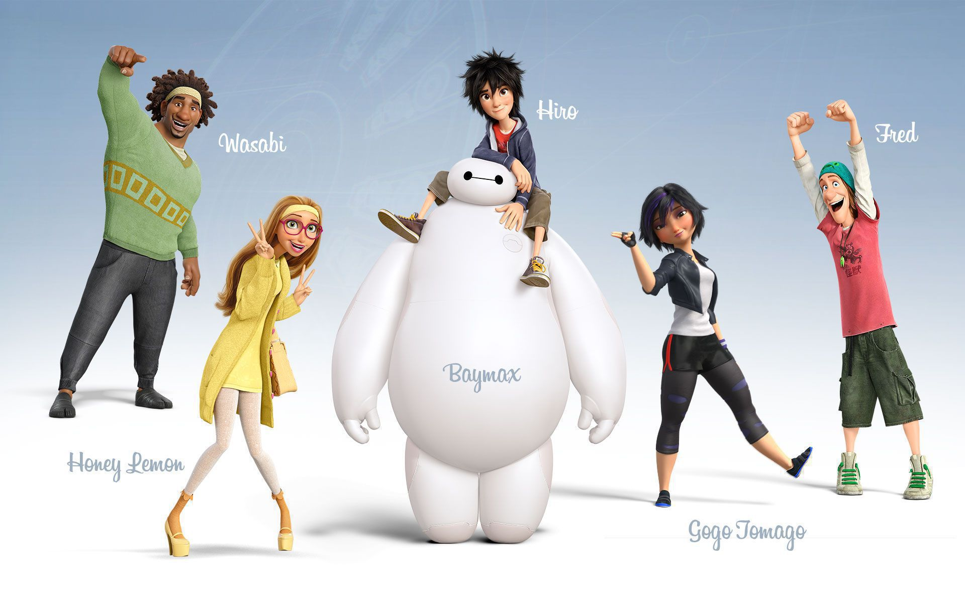 Big Hero 6 Disney Wallpapers HD