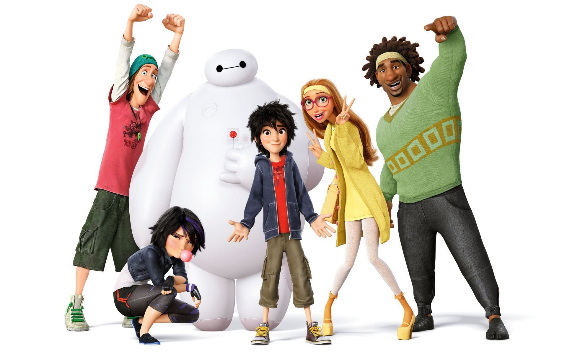 Big Hero 6 Disney Widescreen