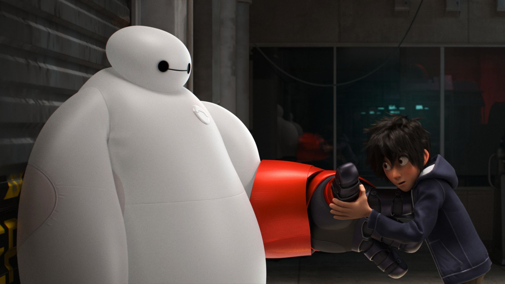 Big Hero 6 Disney In High Resolution