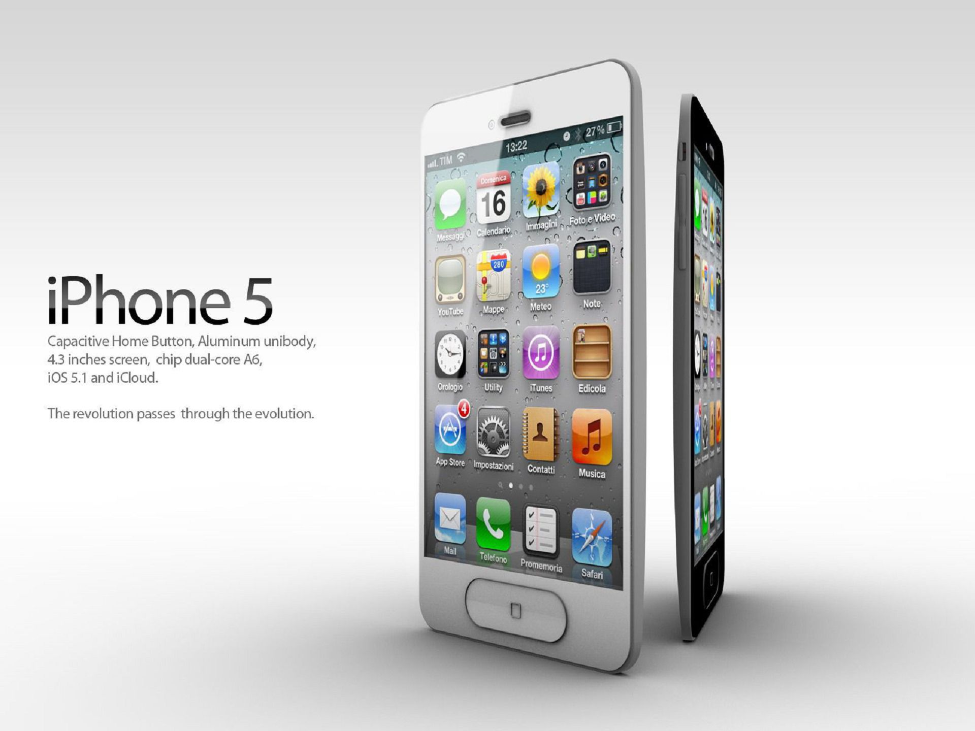 Picture Apple Iphone 5